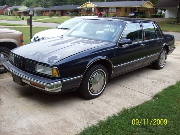 Another Blazer0n22s 1989 Oldsmobile 88 post... - 13880682