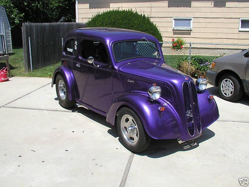 57chick 1948 Ford Anglia Specs Photos Modification Info At Cardomain