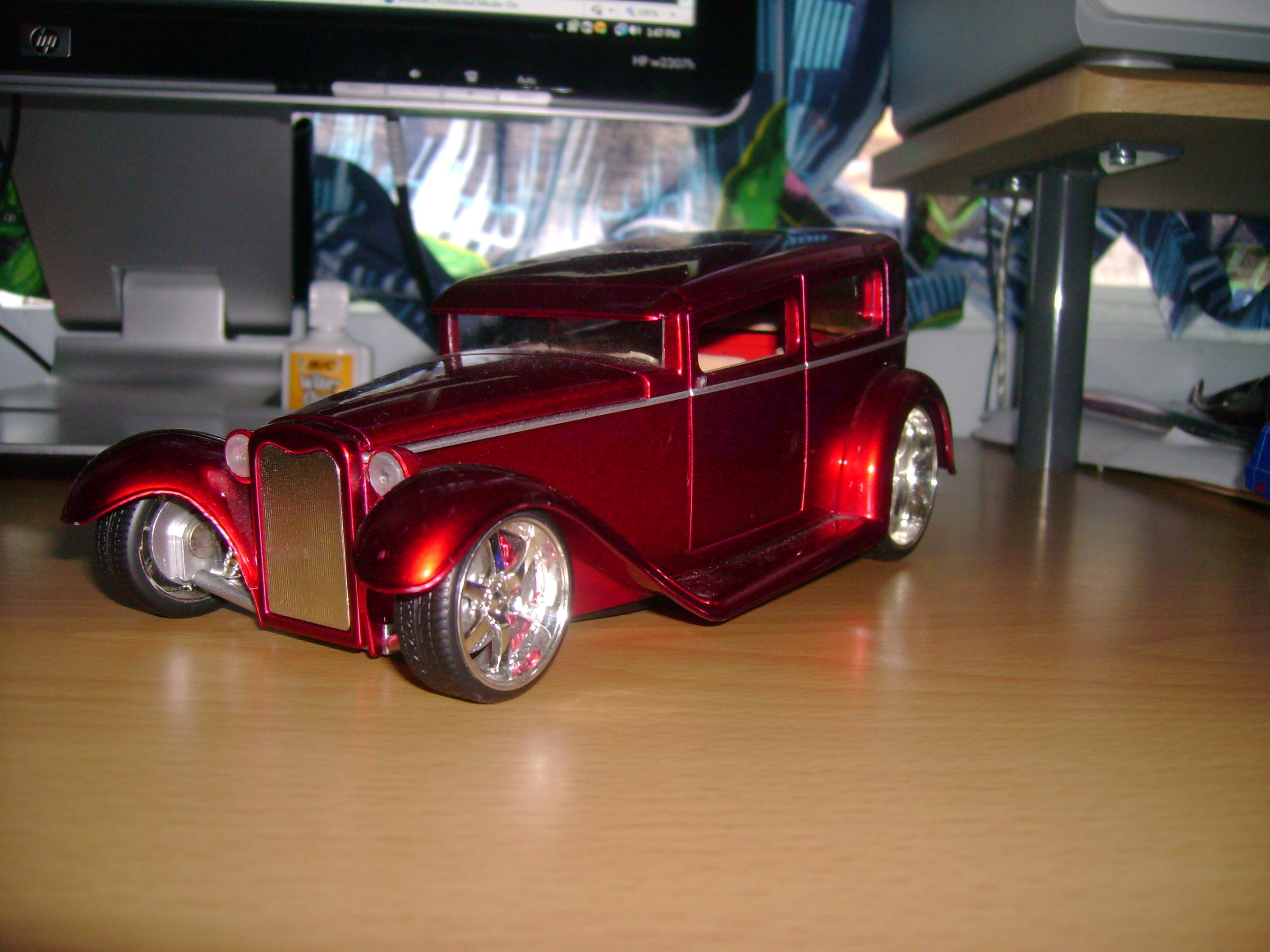 Another blumc 1931 Ford Roadster post... - 13879357