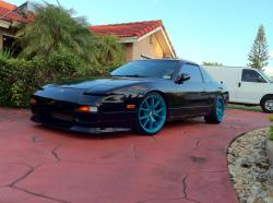 srpowerds13s 1993 Nissan 240SX