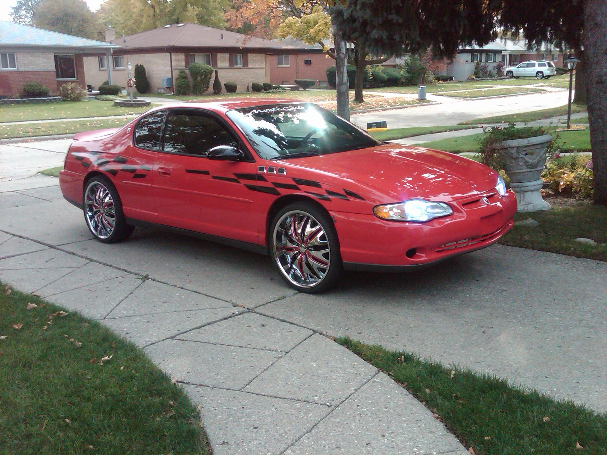 damontesick 2001 chevrolet monte carlo specs photos. Black Bedroom Furniture Sets. Home Design Ideas