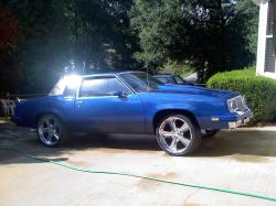 baby-quacks 1986 Oldsmobile Cutlass Supreme