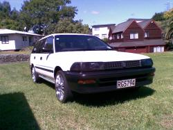 Raholios 1991 Toyota Corolla