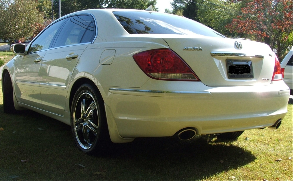 bbsone 39 s 2005 acura rl in state ny. Black Bedroom Furniture Sets. Home Design Ideas