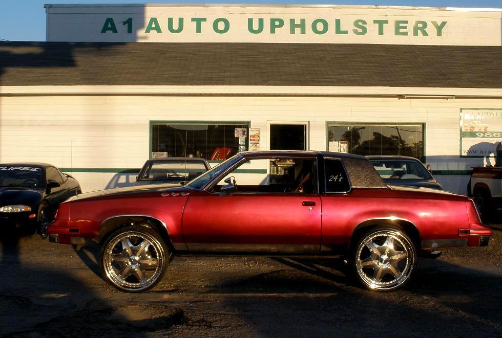 Twix24 1988 Oldsmobile Cutlass Supreme Specs, Photos