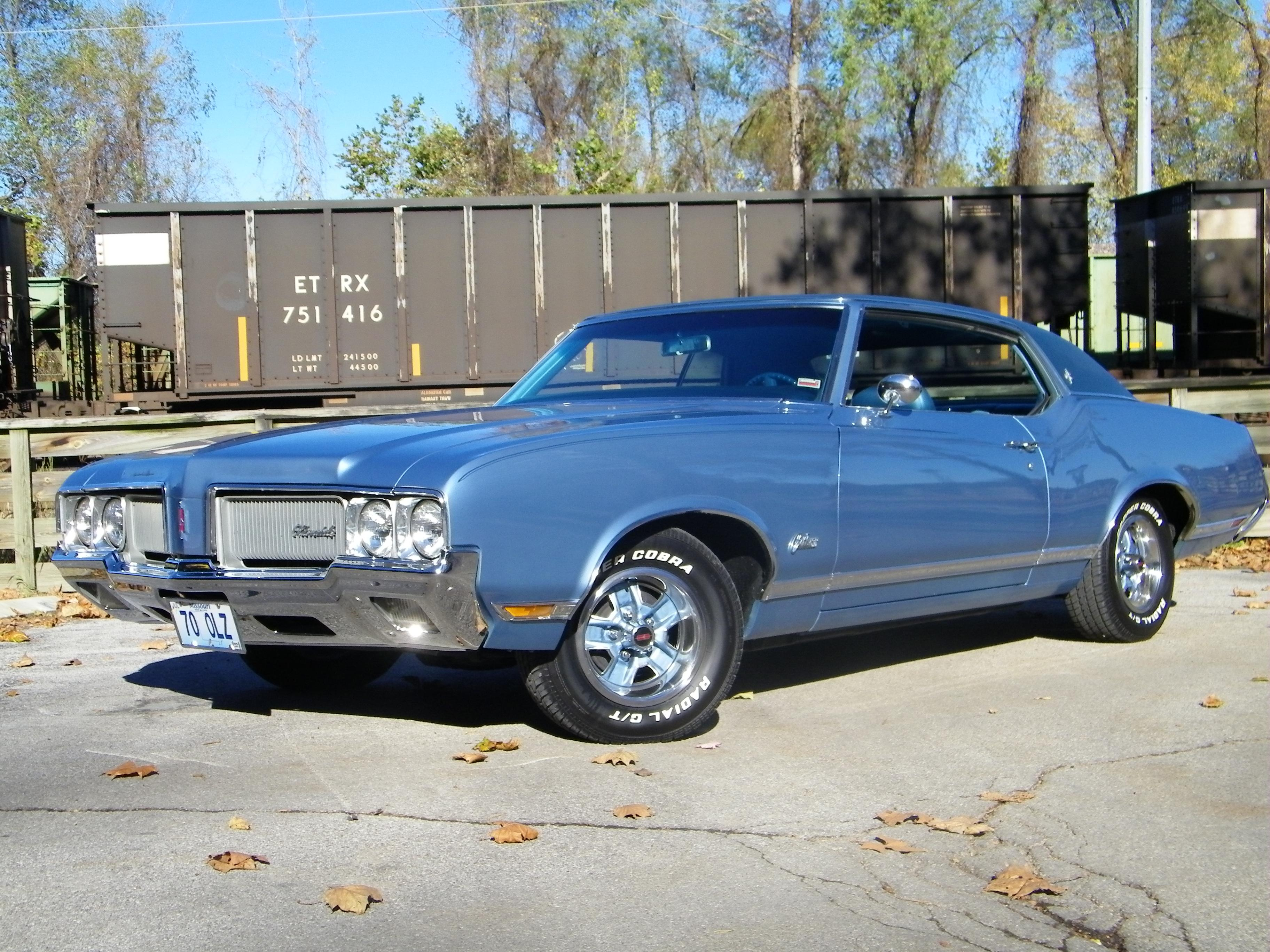 jason022 1970 Oldsmobile Cutlass Supreme Specs Photos