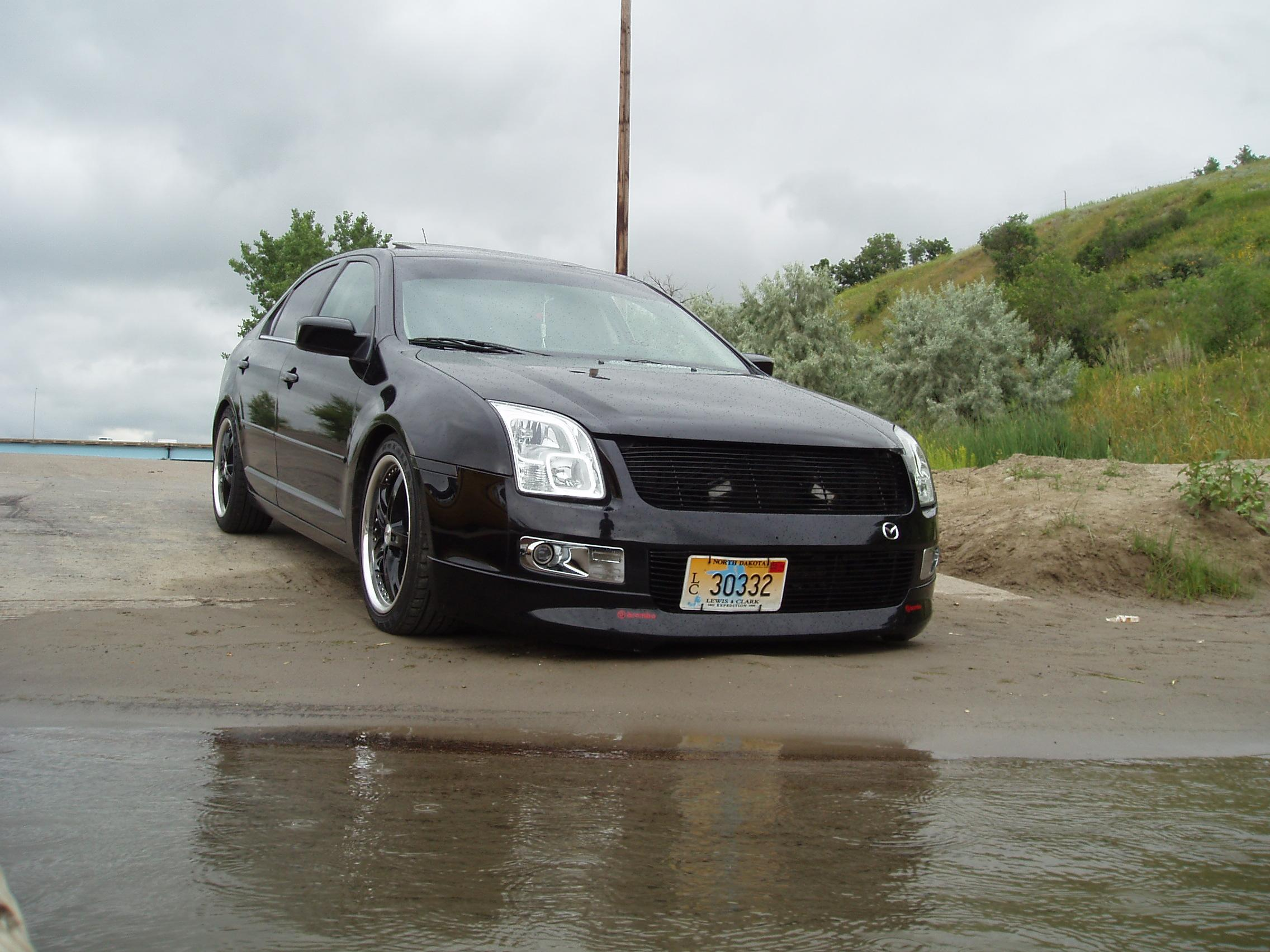 Travbarth 2008 Ford Fusion Specs Photos Modification