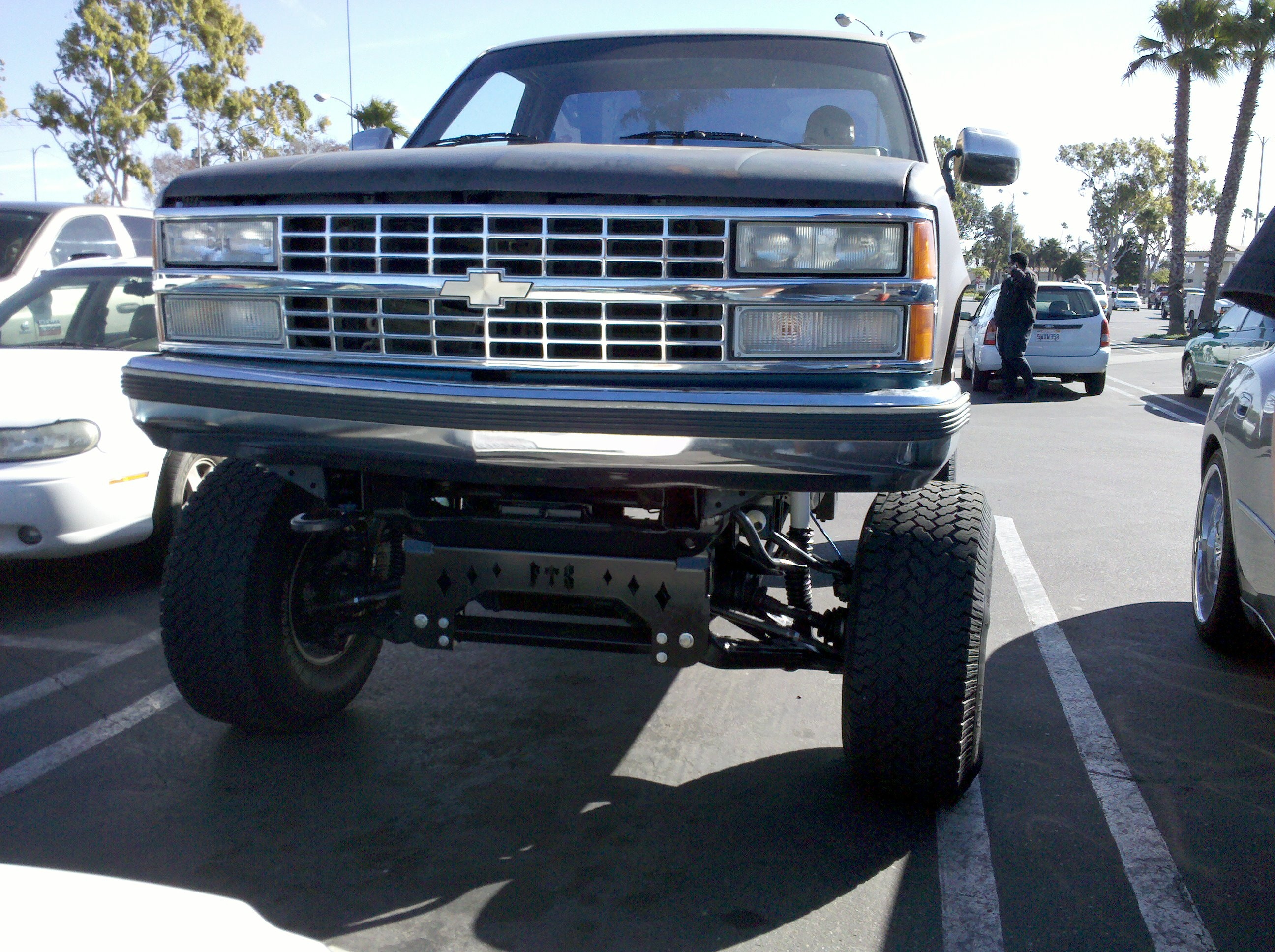 Another k1500beast 1992 Chevrolet C/K Pick-Up post... - 13885212