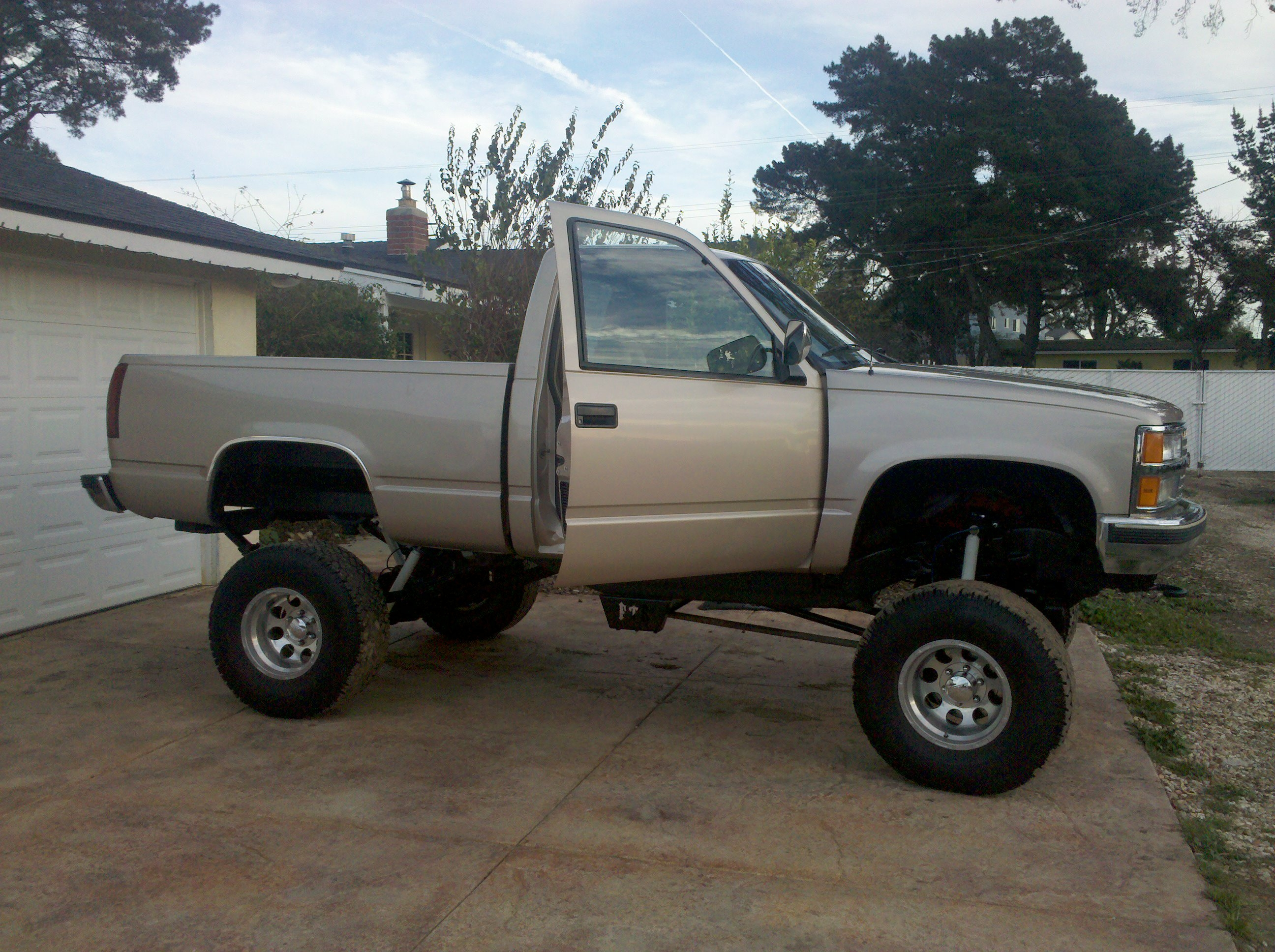 Another k1500beast 1992 Chevrolet C/K Pick-Up post... - 13885213