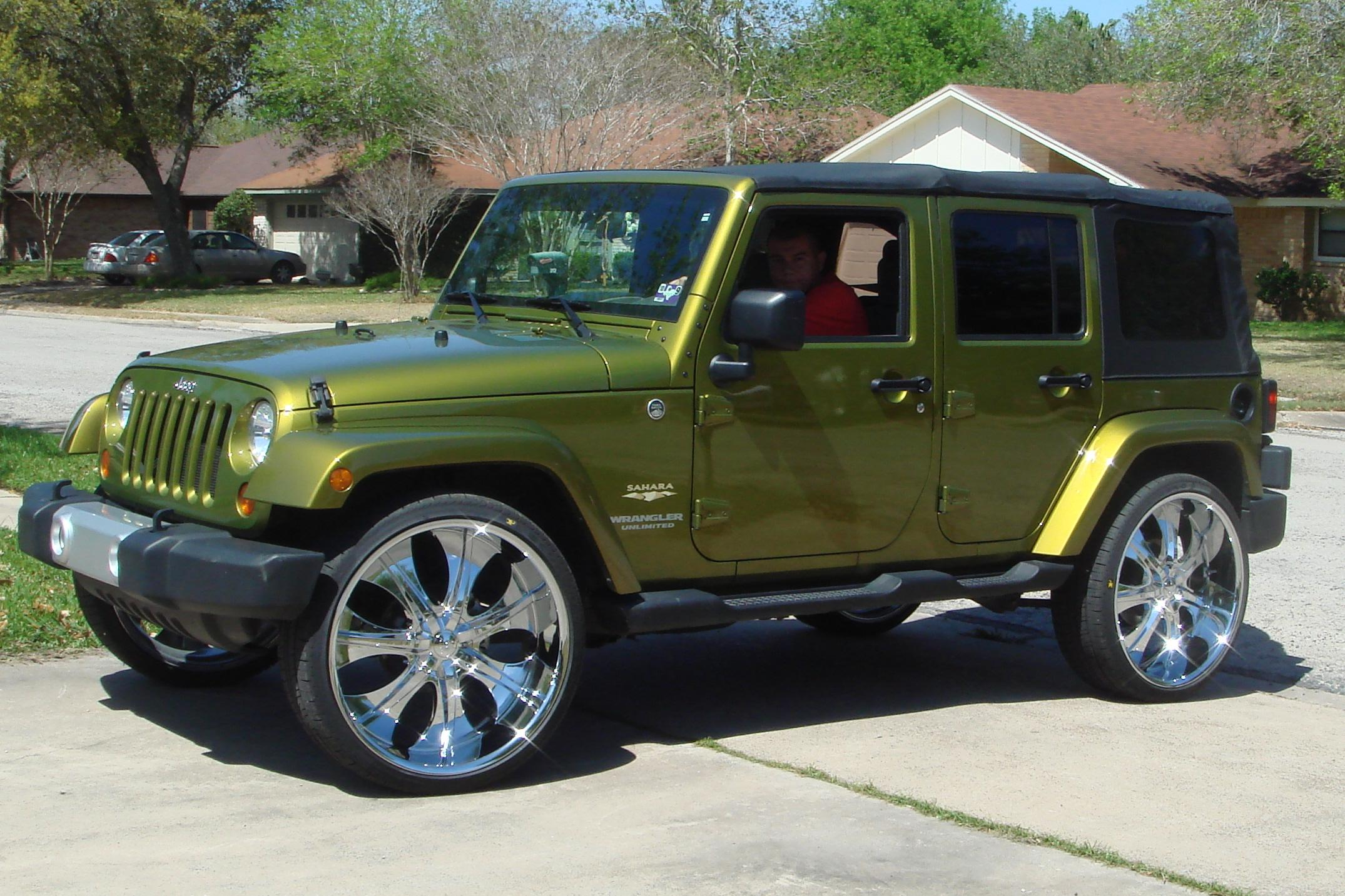 Another countryman 2008 Jeep Wrangler post... - 13885672