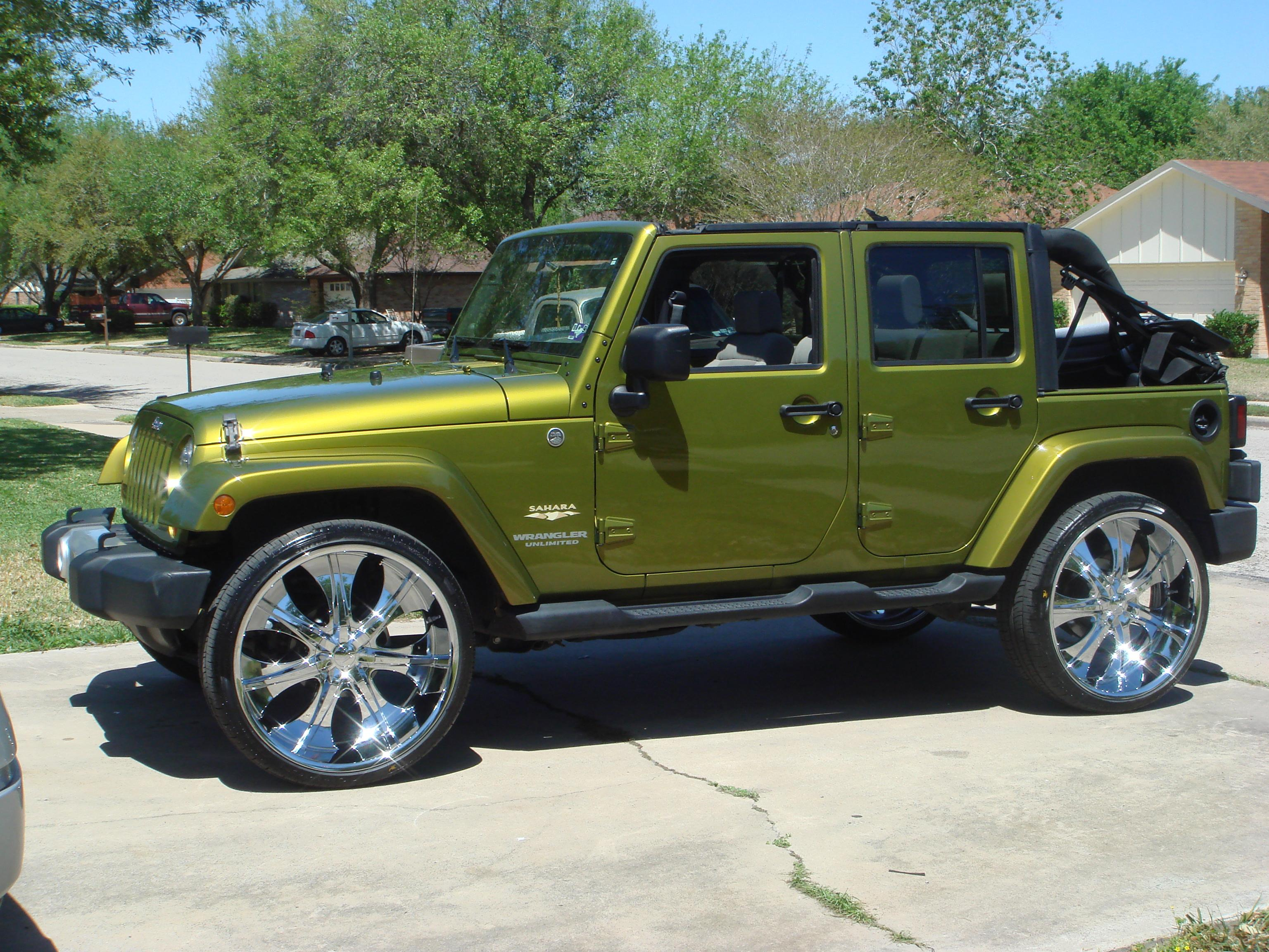 Another countryman 2008 Jeep Wrangler post... - 13885673