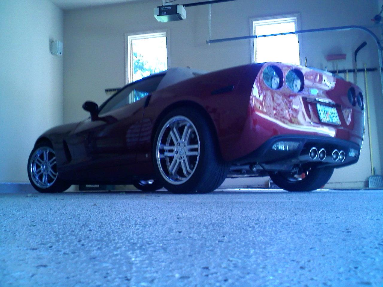 Another 1999sebringLXI 2007 Chevrolet Corvette post... - 13885780