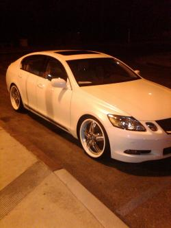 trablaks 2006 Lexus GS
