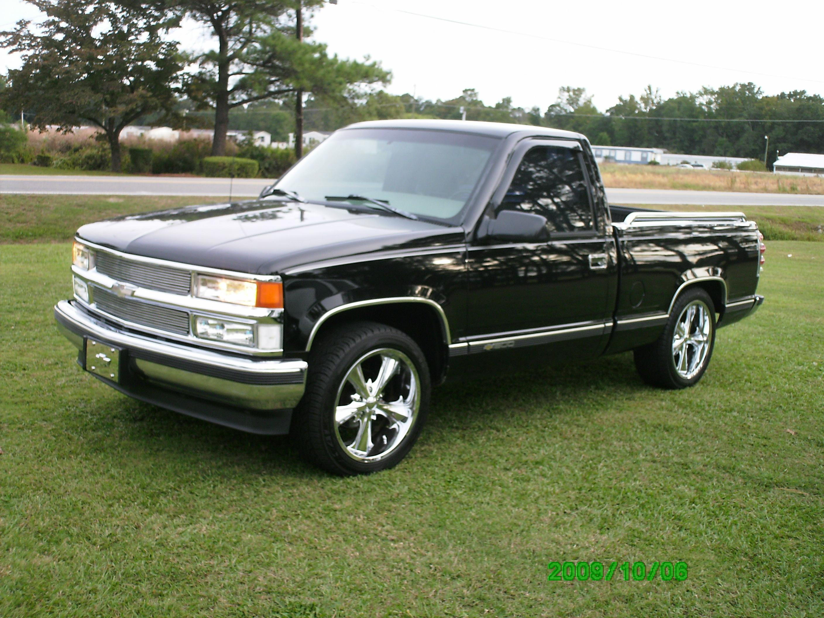 toosweetdarden 1996 chevrolet silverado 1500 regular cab. Black Bedroom Furniture Sets. Home Design Ideas