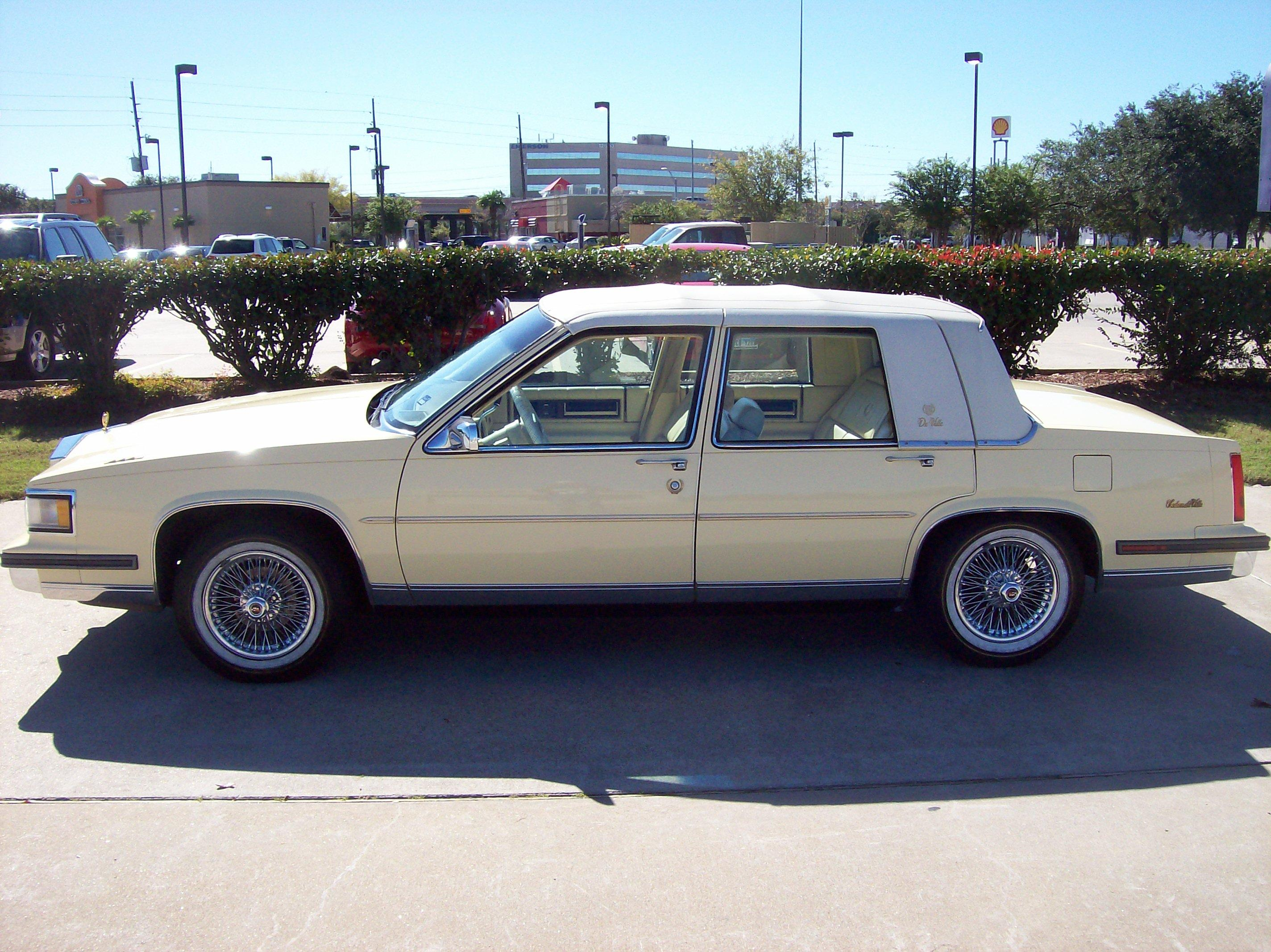 Another ridinlacs 1988 Cadillac DeVille post... - 13891758