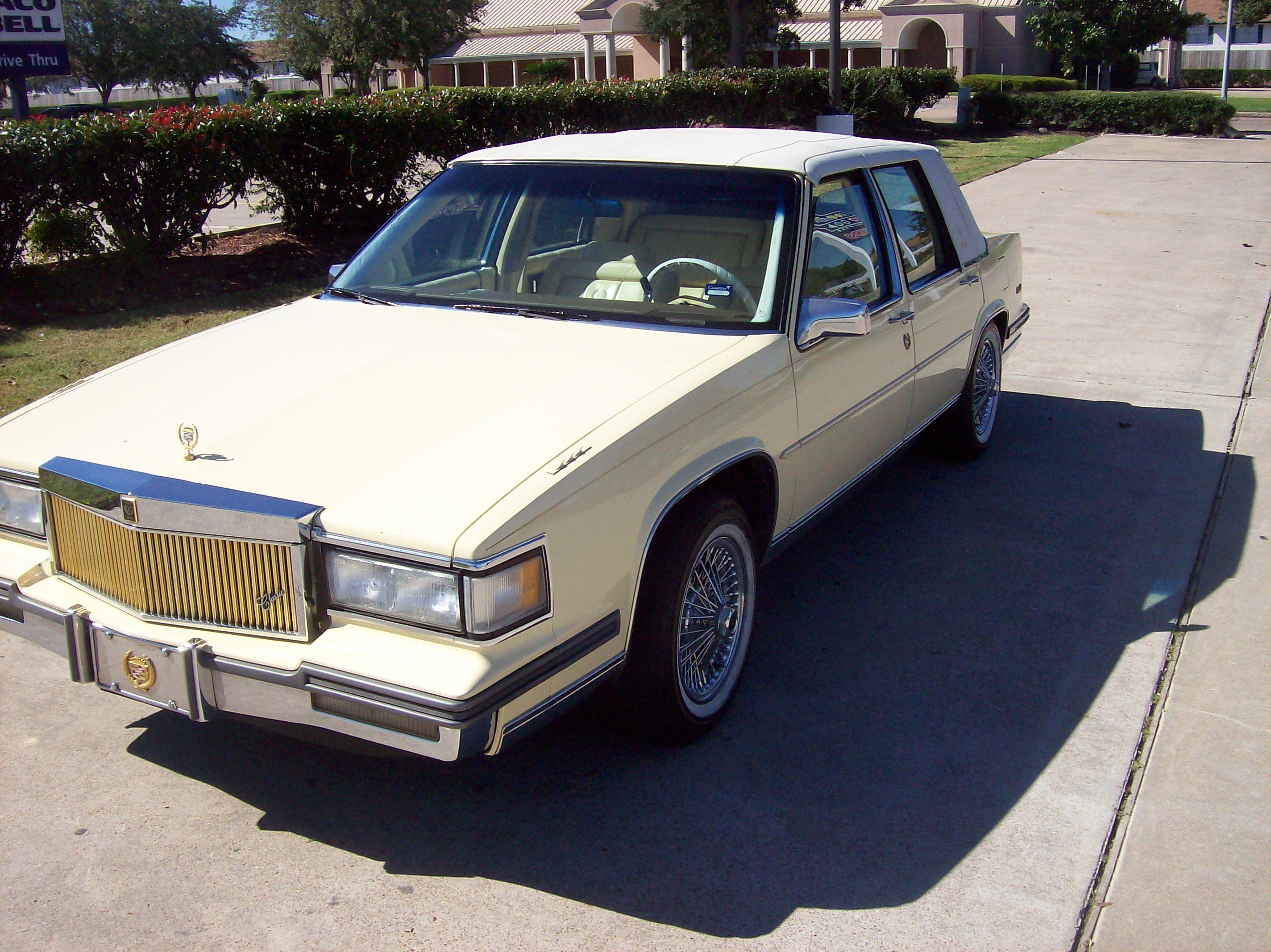 ridinlacs 1988 cadillac deville specs photos. Cars Review. Best American Auto & Cars Review