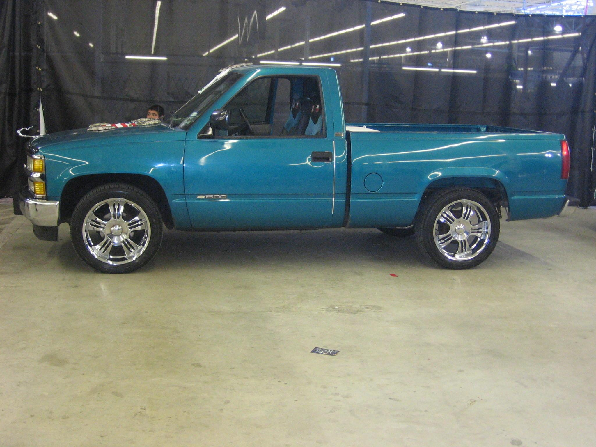 Bigmoy 1993 Chevrolet Cheyenne Specs Photos Modification