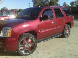 Trillest Natives 2007 GMC Yukon Denali