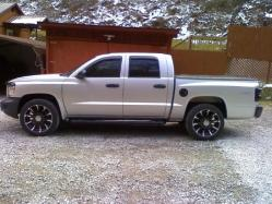 sunburstcavy 2008 Dodge Dakota Regular Cab & Chassis