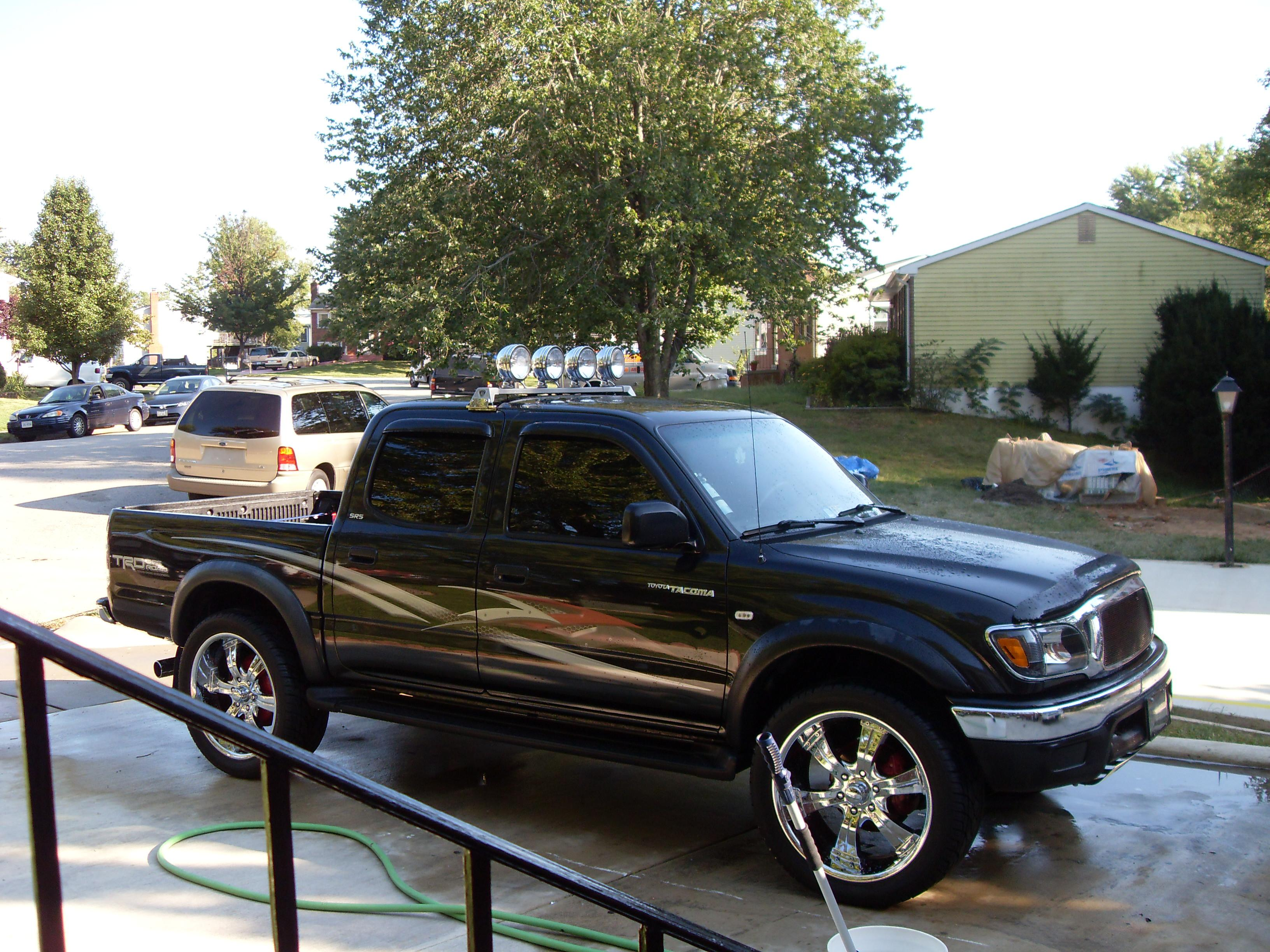 rudymejia 2002 toyota tacoma xtra cab specs photos modification info at cardomain. Black Bedroom Furniture Sets. Home Design Ideas