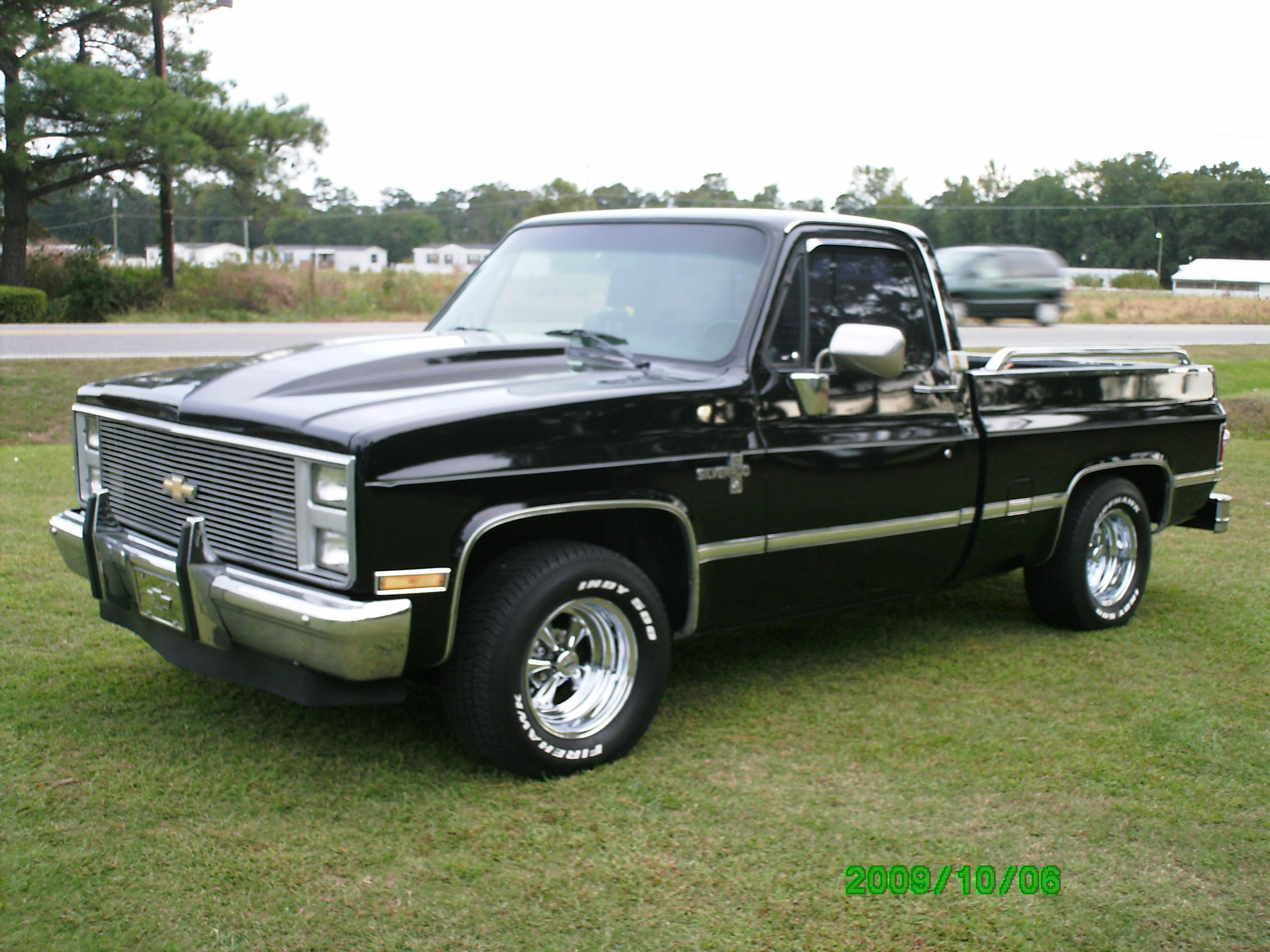 1985 chevy silverado short bed for autos post. Black Bedroom Furniture Sets. Home Design Ideas
