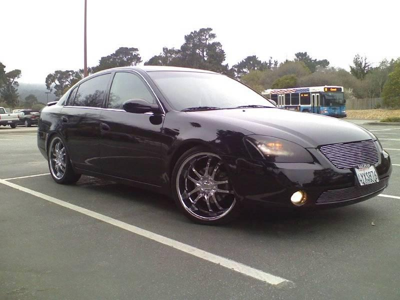 831blackwidow 2003 Nissan Altima Specs Photos