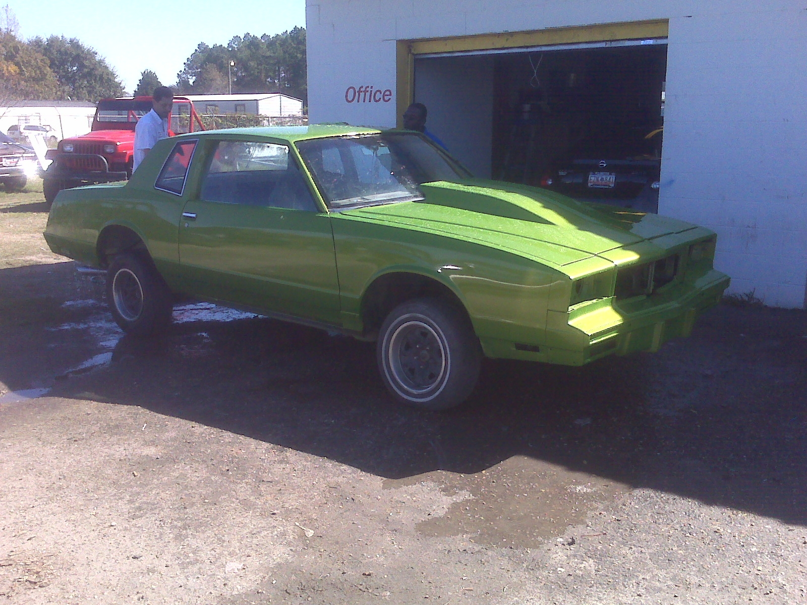 Another soiceyboi187 1985 Chevrolet Monte Carlo post... - 13893749