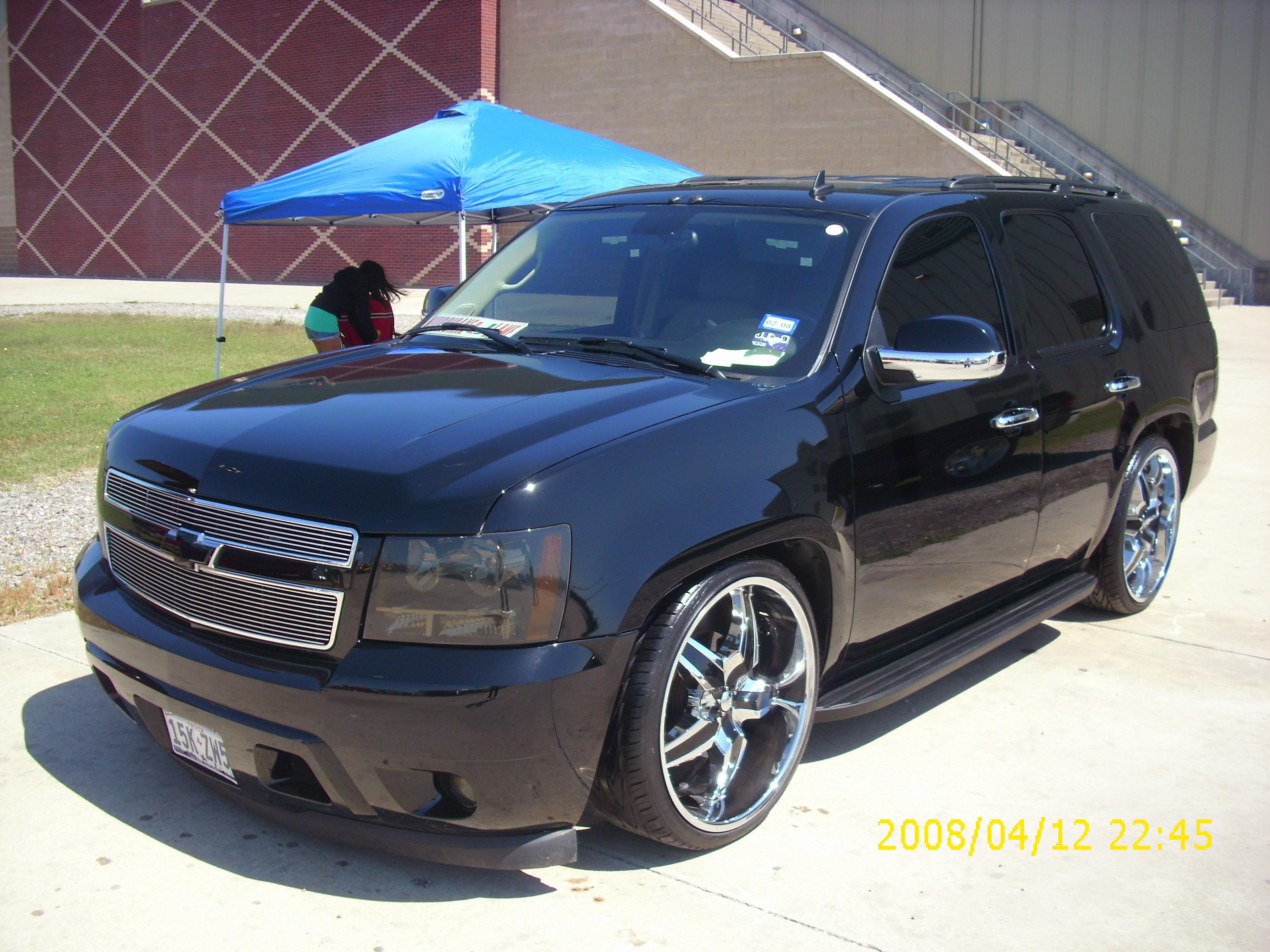 seansbass1 2007 Chevrolet Tahoe 13894584