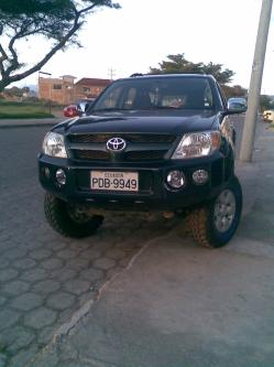 thanatos357 2009 Toyota HiLux