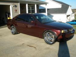 Shownuff1s 2006 Lincoln LS