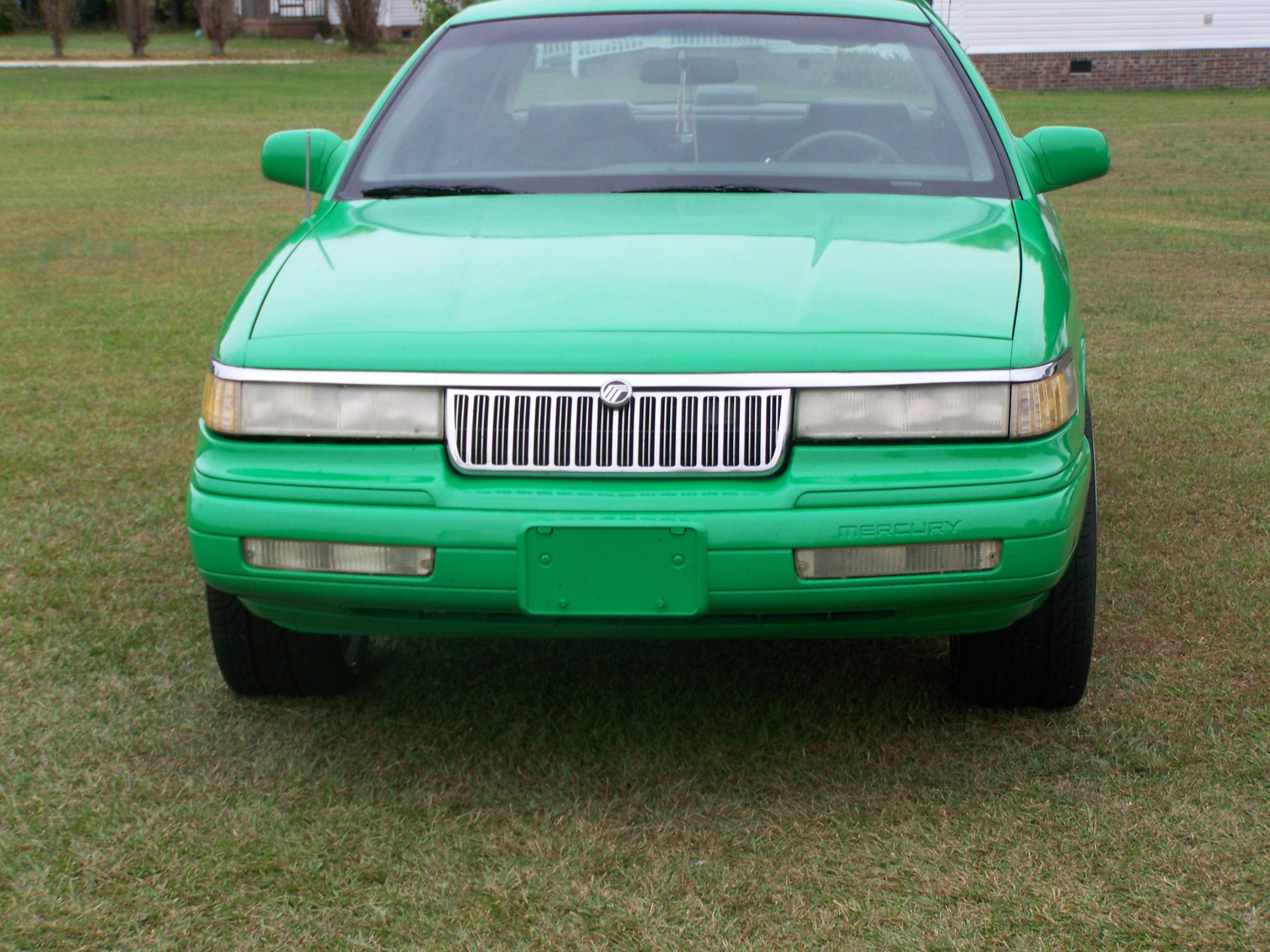 Another yung money 1994 Mercury Grand Marquis post... - 13895330