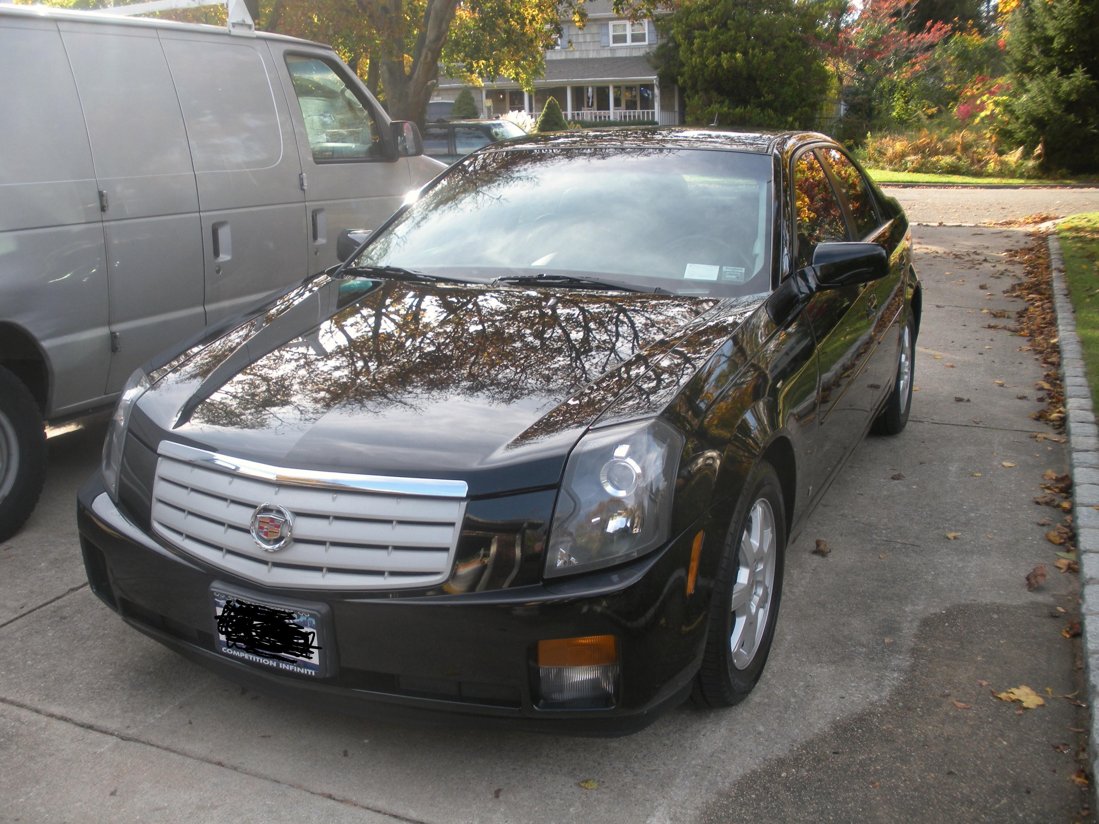 Another G20tuner678 2007 Cadillac CTS post... - 13895595