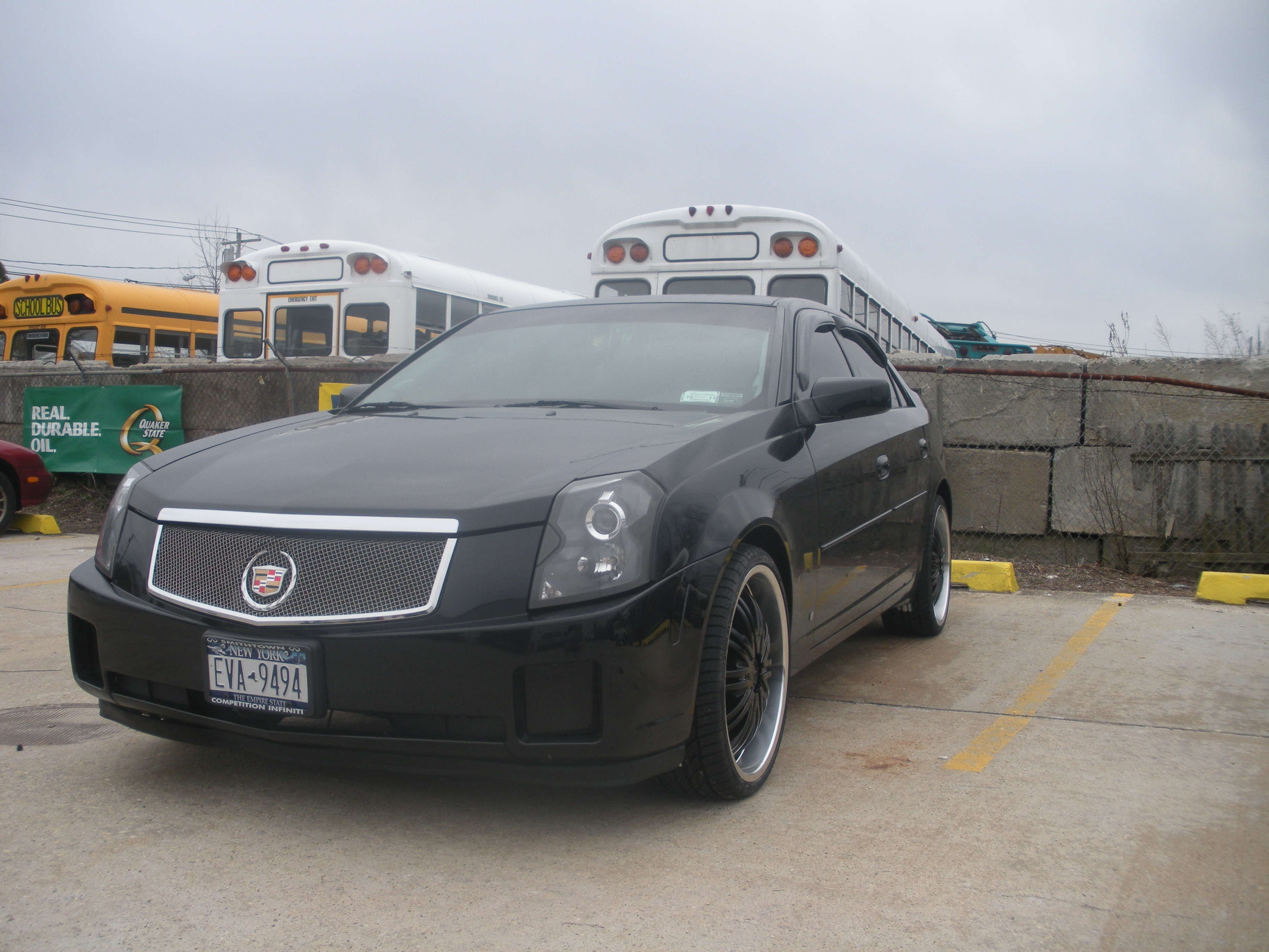Another G20tuner678 2007 Cadillac CTS post... - 13895597