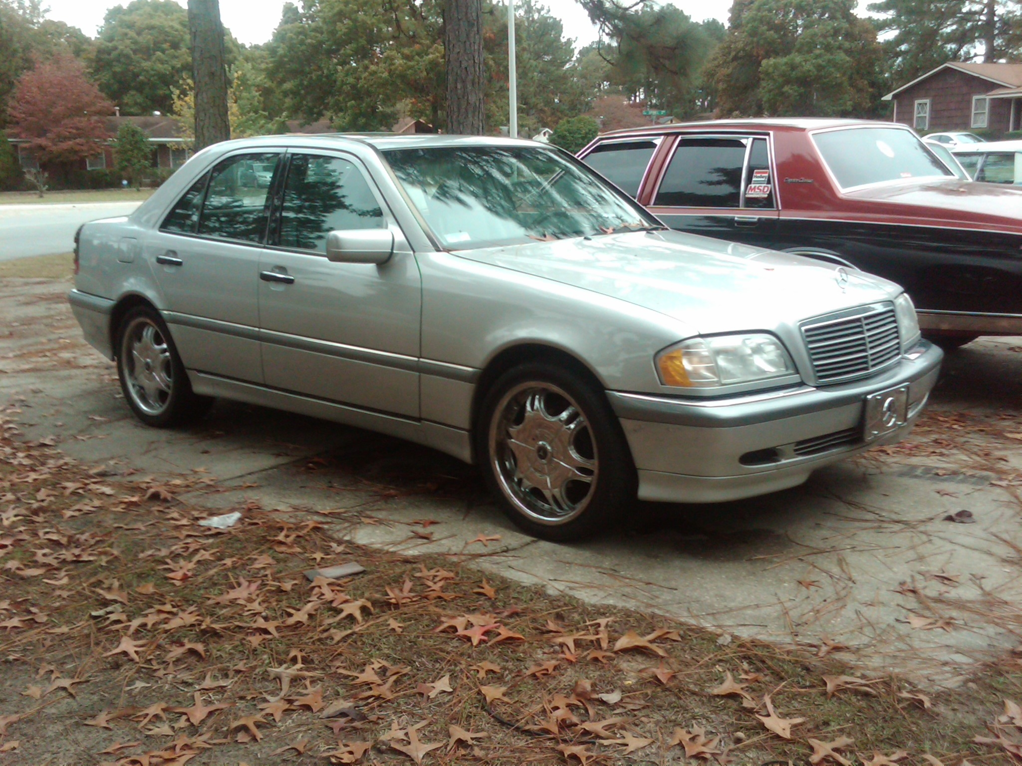 Byrdfy 39 s 1998 mercedes benz 230 in fayetteville nc for Mercedes benz fayetteville