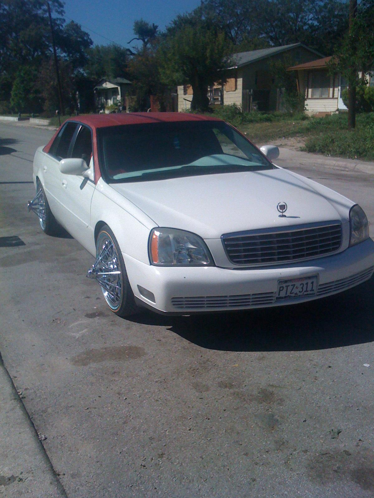04superpokes 2004 Cadillac DeVille Specs s Modification Info