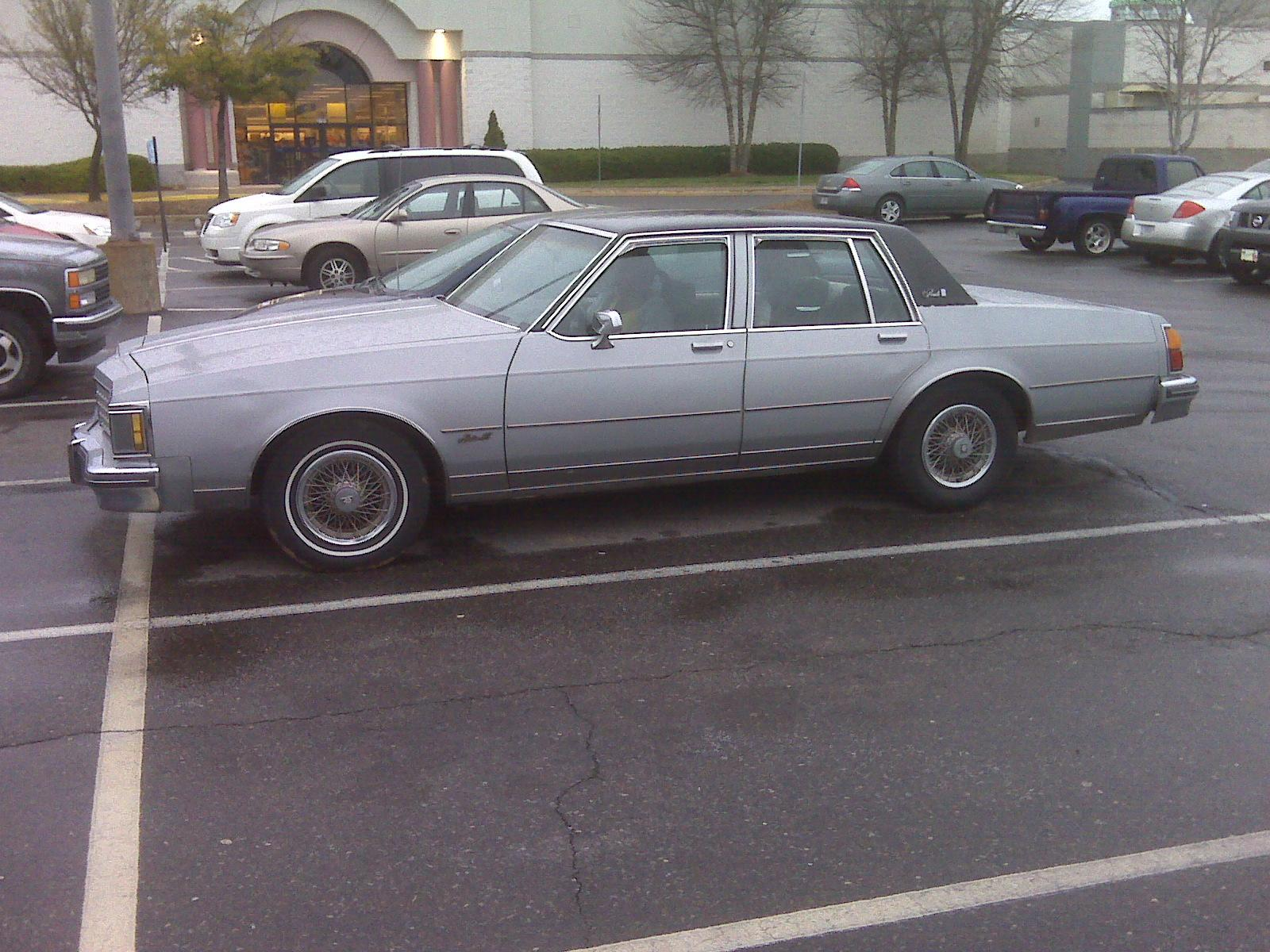 Another Montery26 1985 Oldsmobile Delta 88 post... - 13896088