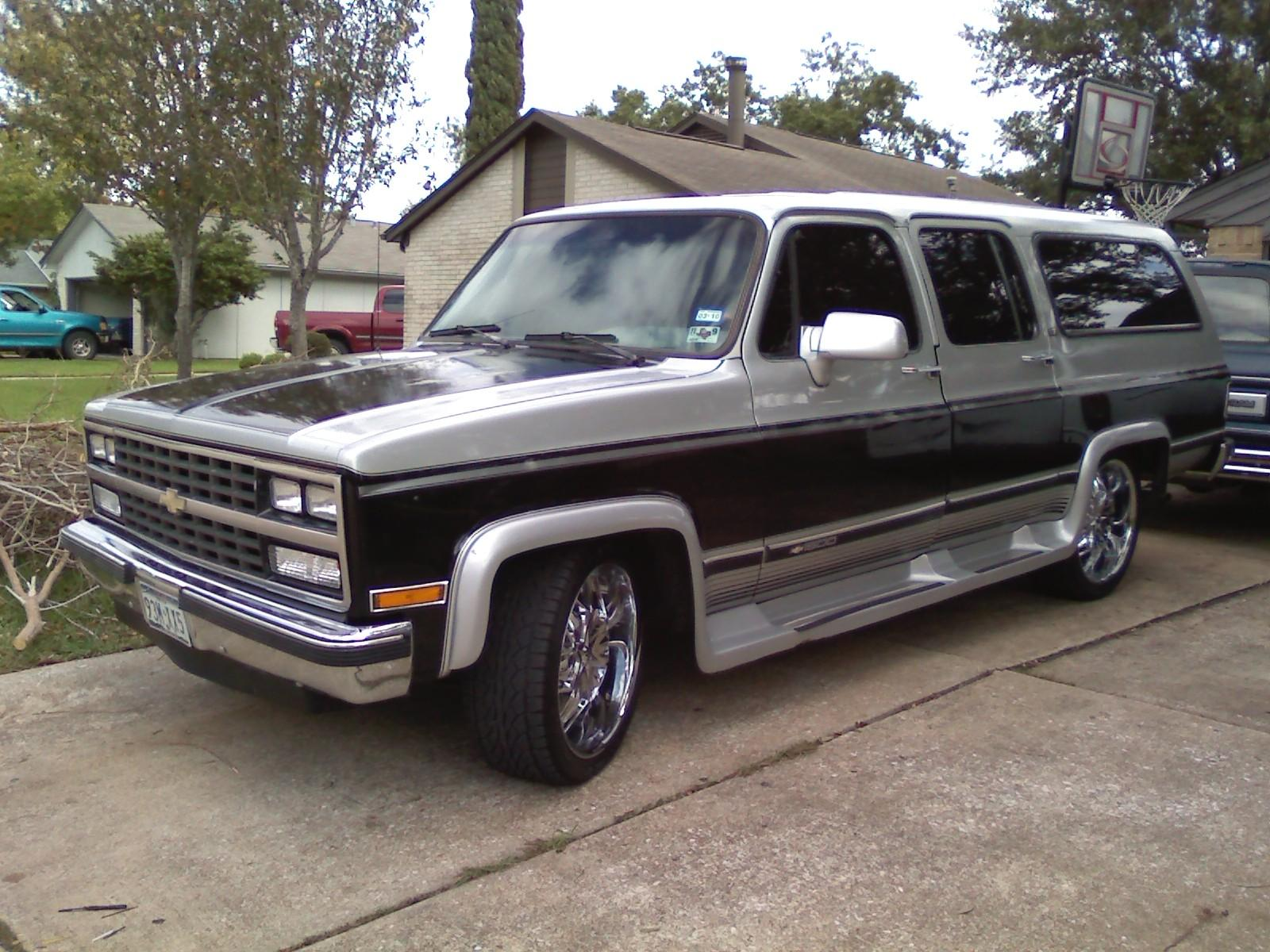 Land Rover Pasadena >> iibeni 1990 Chevrolet Suburban 1500 Specs, Photos, Modification Info at CarDomain