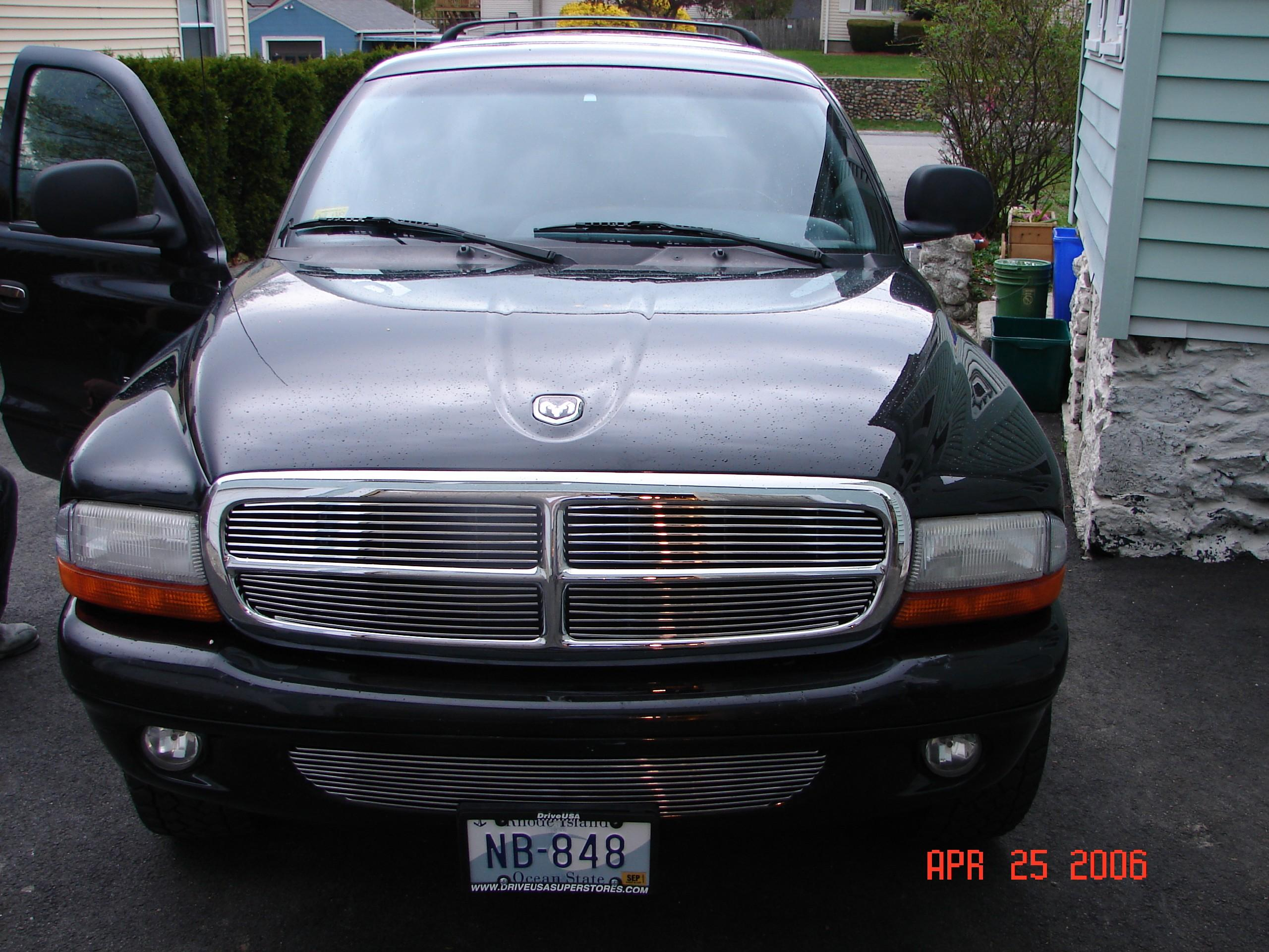 kpunioncarpenter 1999 Dodge Durango 13899084
