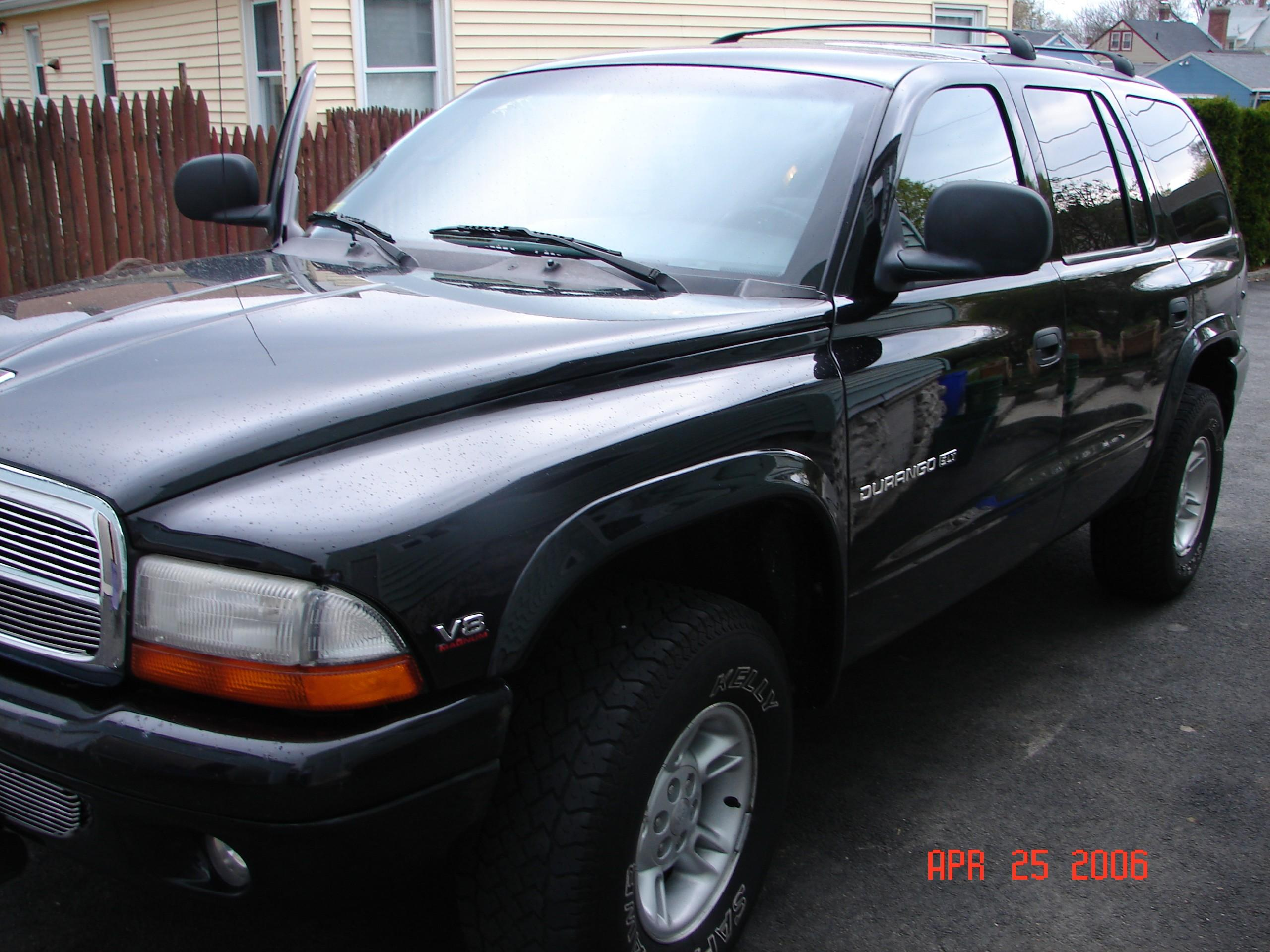 kpunioncarpenter 1999 Dodge Durango 13899085