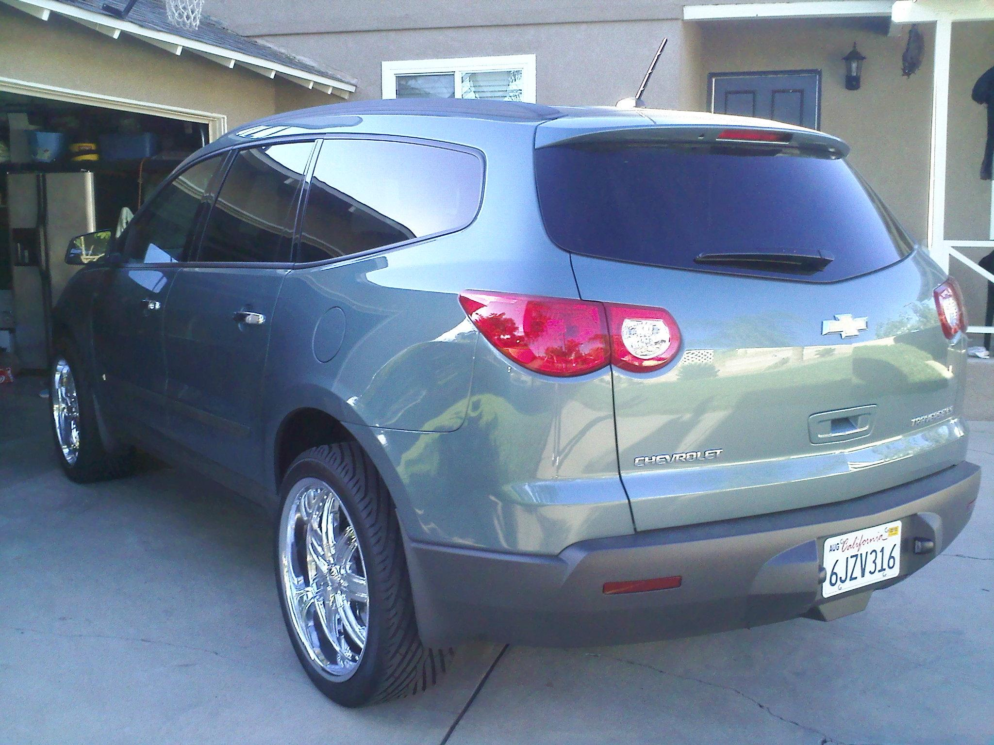 Another gporras_76 2009 Chevrolet Traverse post... - 13900816
