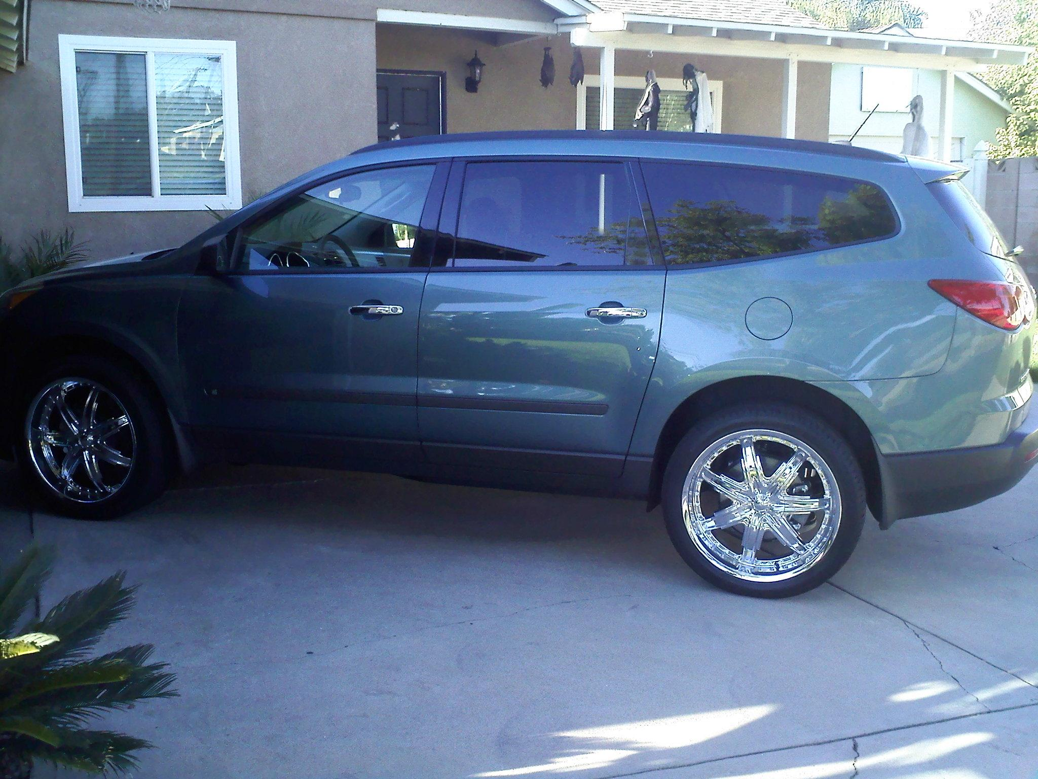 Another gporras_76 2009 Chevrolet Traverse post... - 9411249