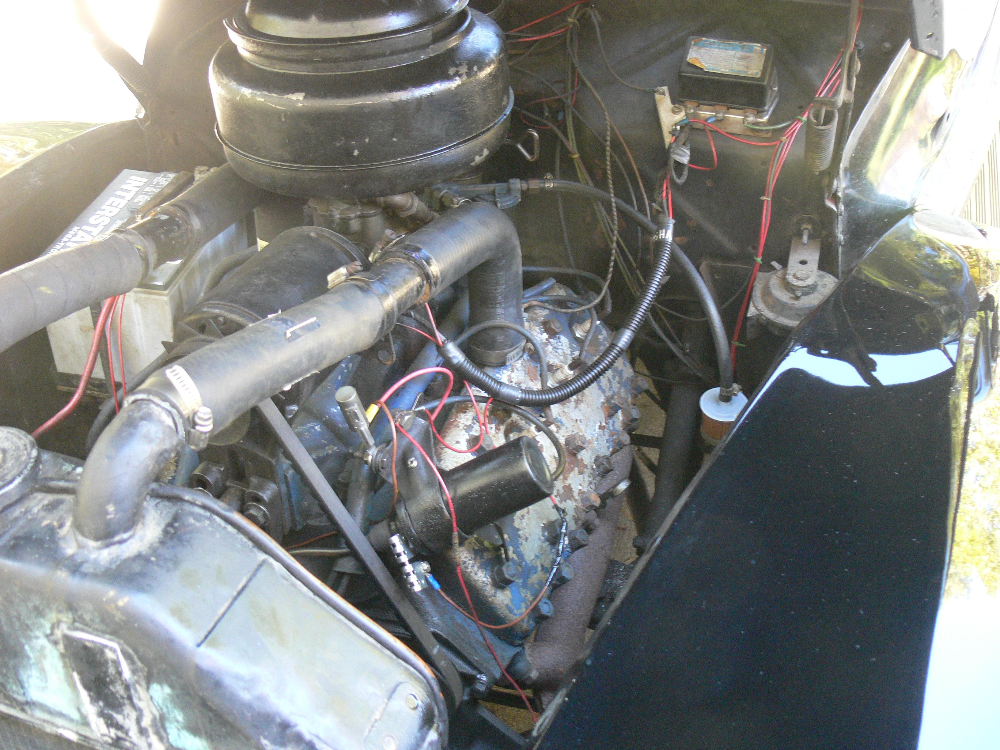 Another 29mercedes 1940 Ford Deluxe post... - 13900840