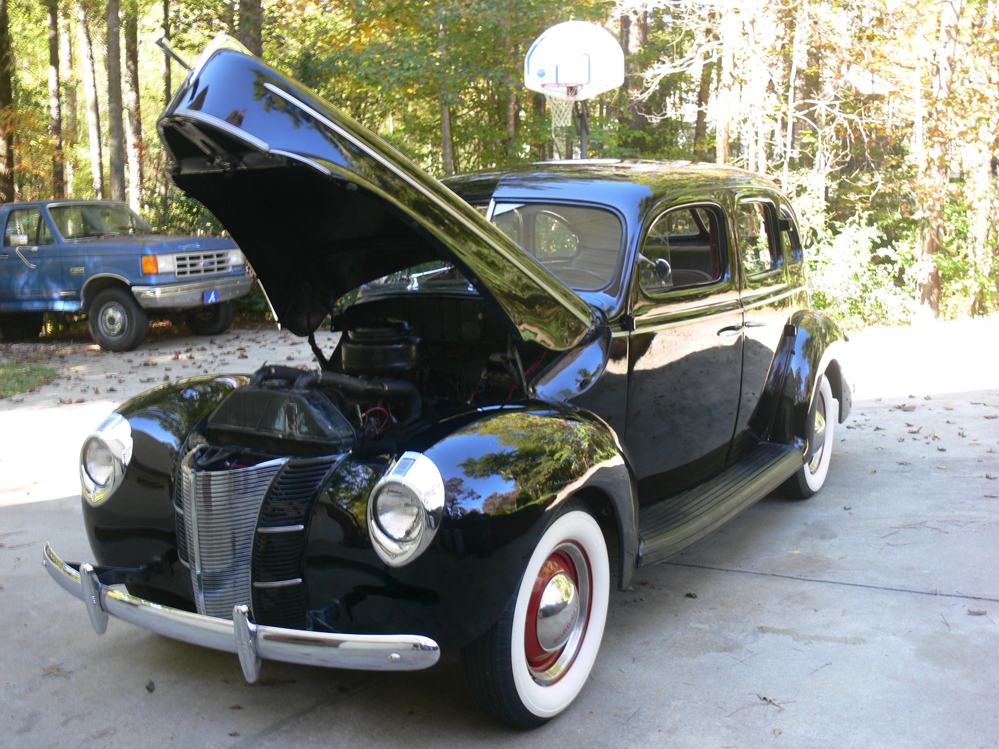 Another 29mercedes 1940 Ford Deluxe post... - 13900842