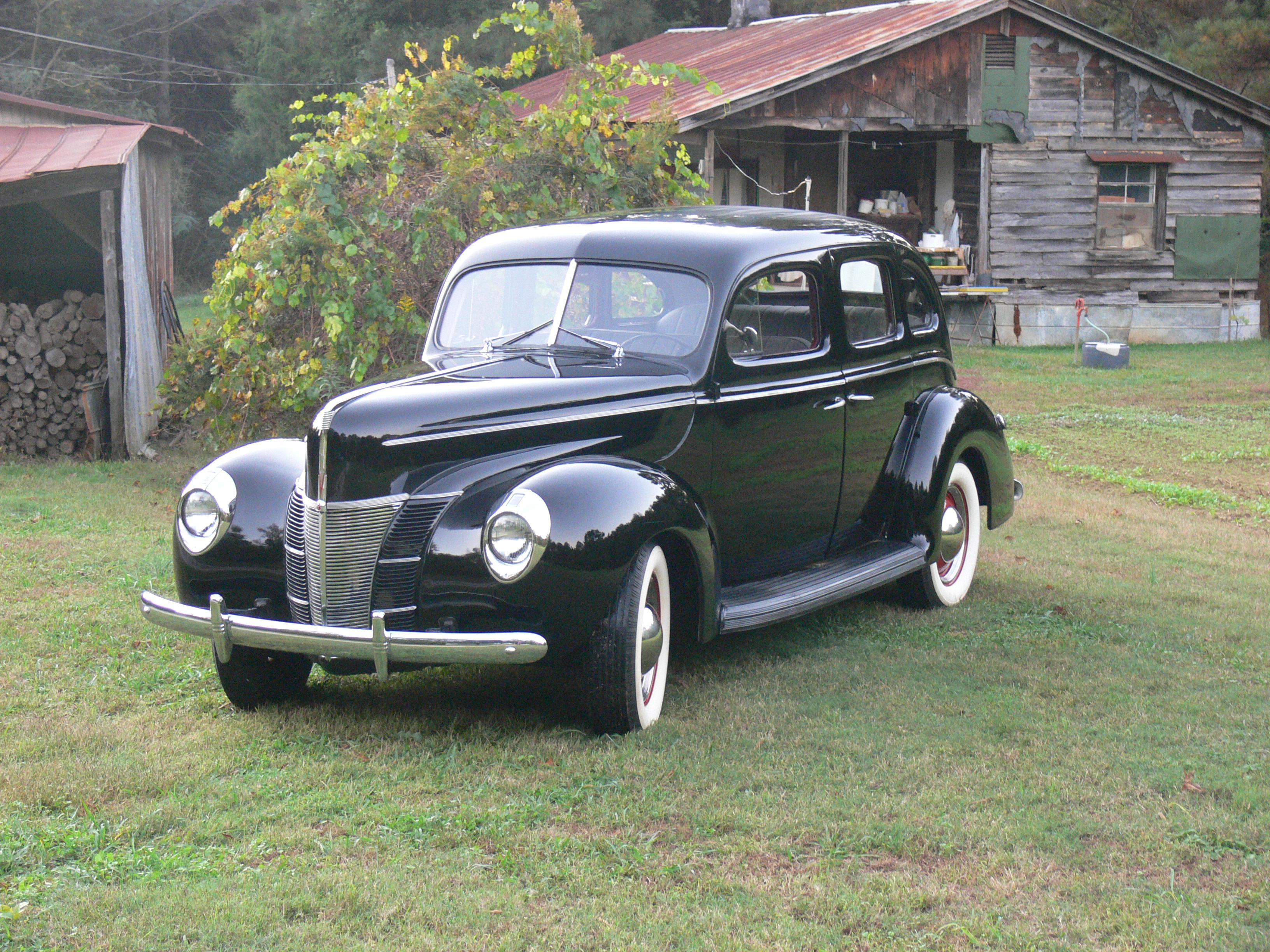 Another 29mercedes 1940 Ford Deluxe post... - 13900844