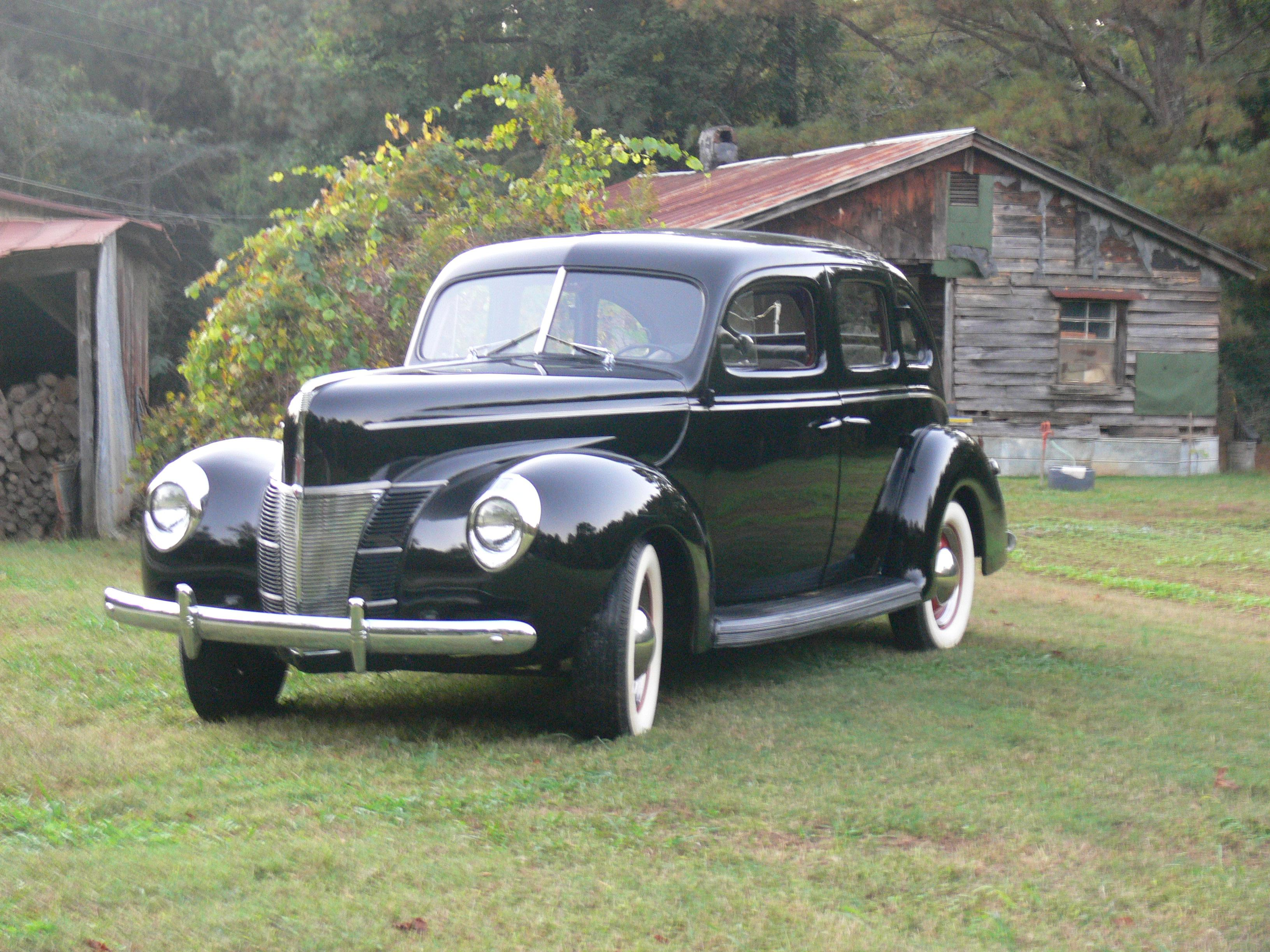 Another 29mercedes 1940 Ford Deluxe post... - 13900845