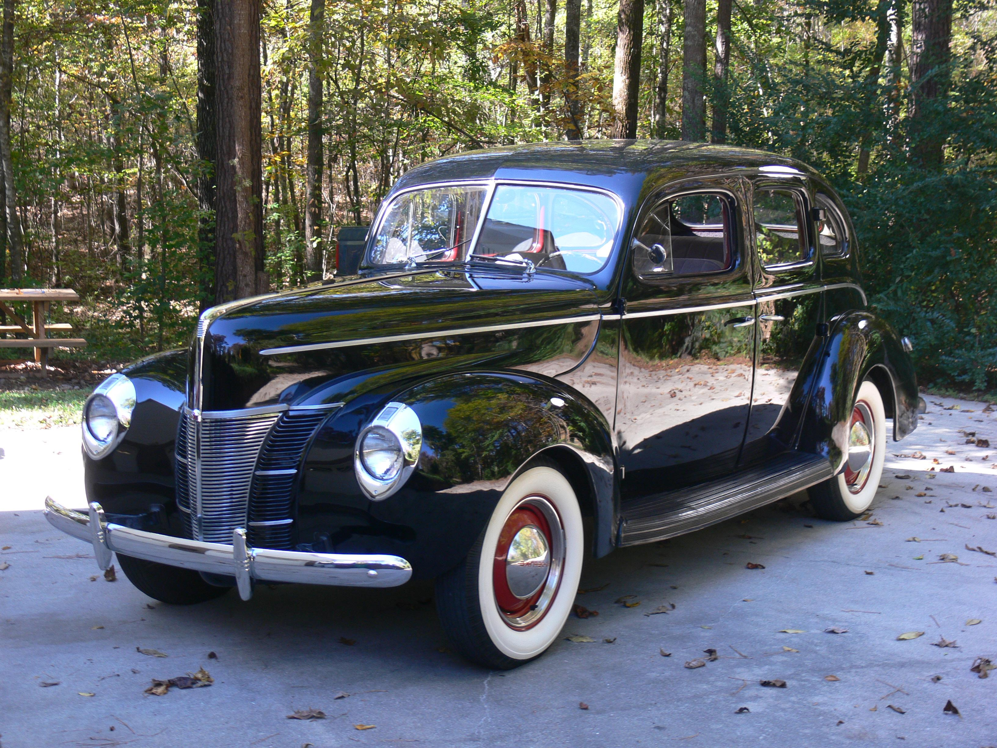 Another 29mercedes 1940 Ford Deluxe post... - 13900854