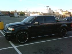 wendersons 2008 Ford F150 Regular Cab