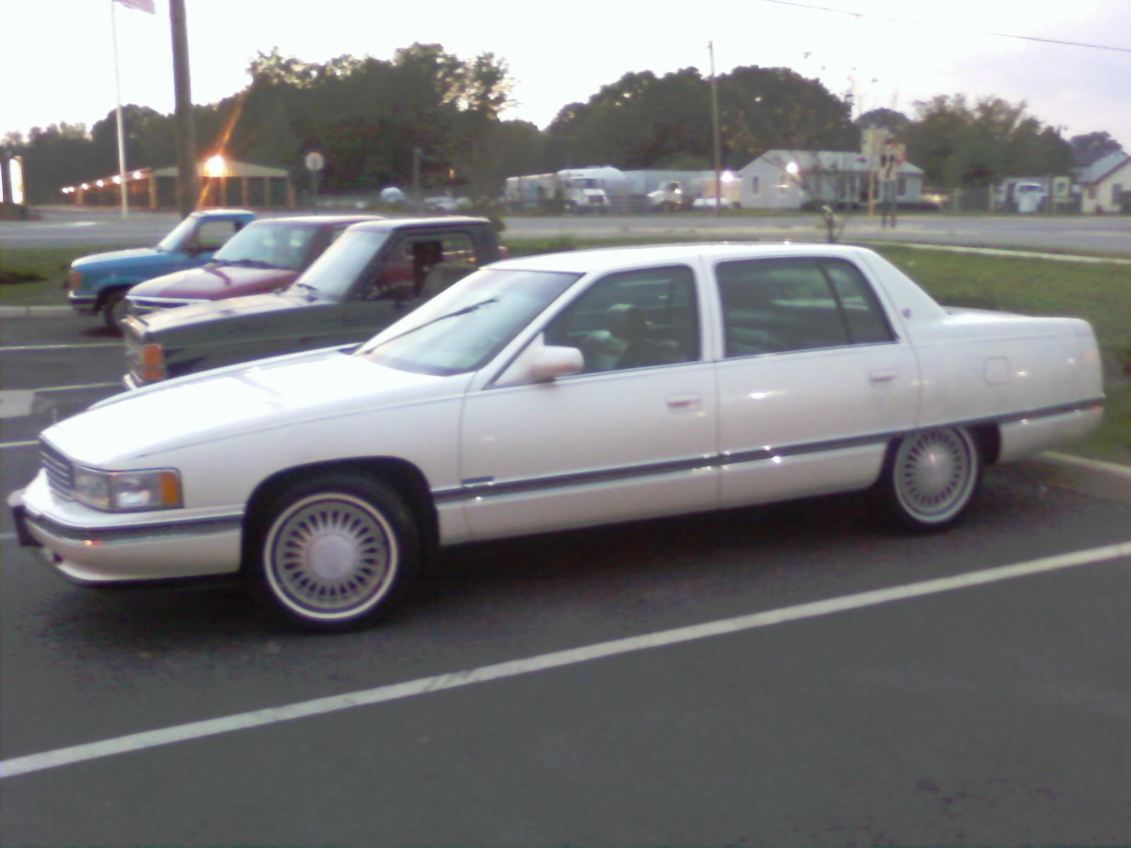 sumter  county 1994 cadillac deville specs  photos  modification info at cardomain