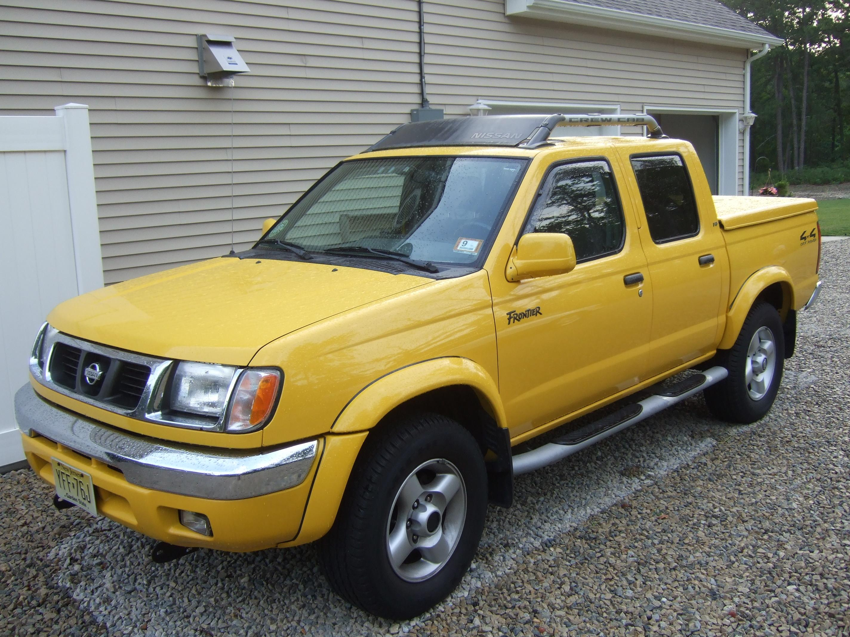 Rivi415 2000 Nissan Frontier Regular Cab Specs Photos