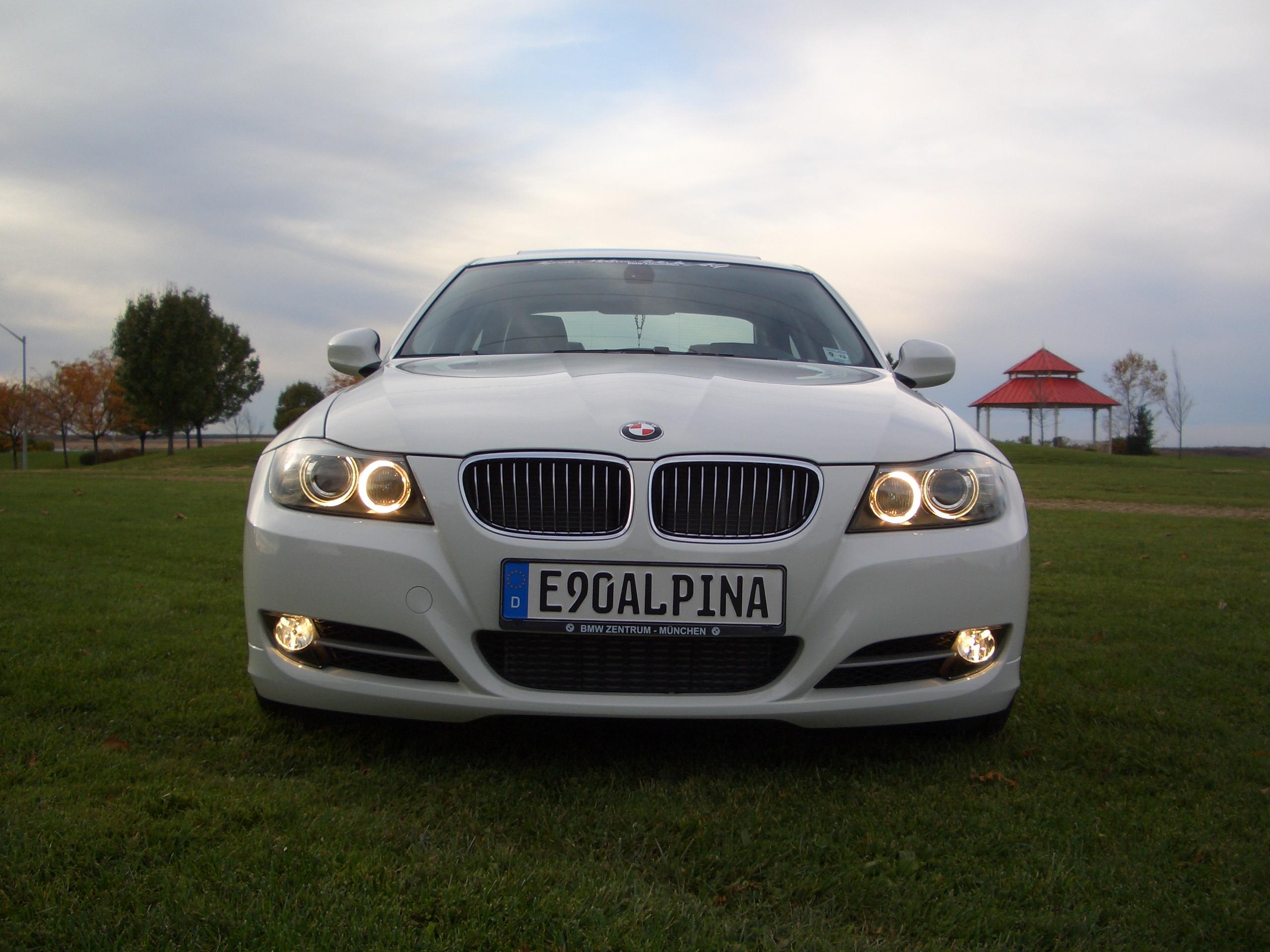 e90alpina 2009 BMW 3 Series